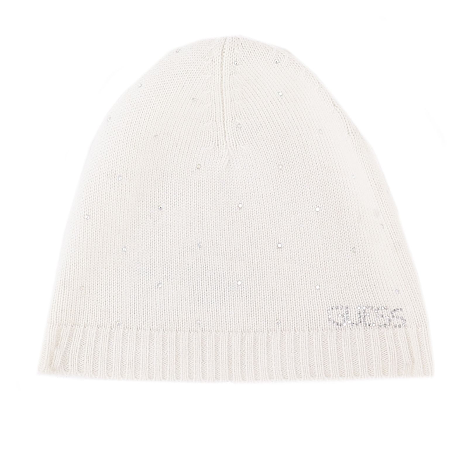 Guess :  Bonnet blanc