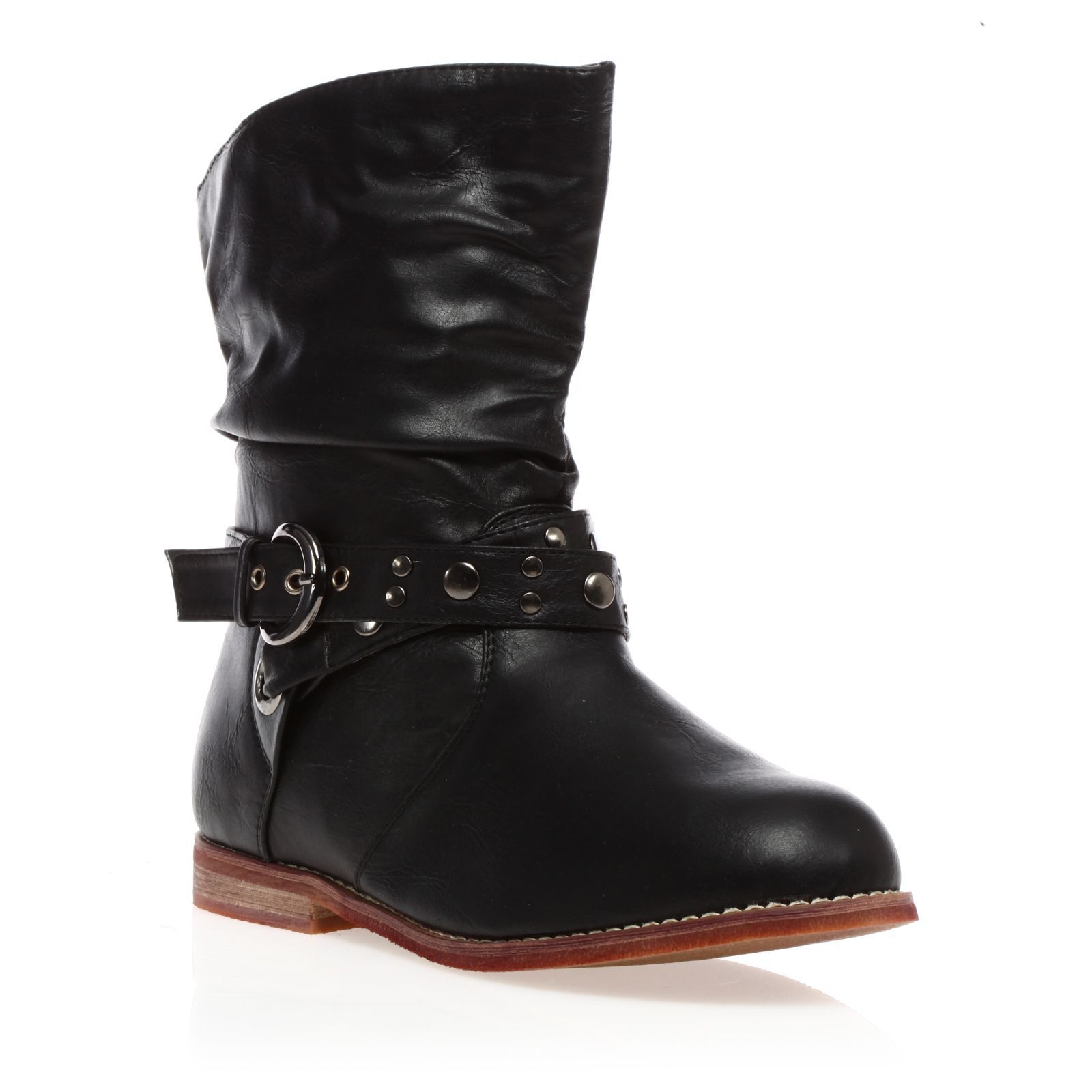 1001 Shoes bottines noires