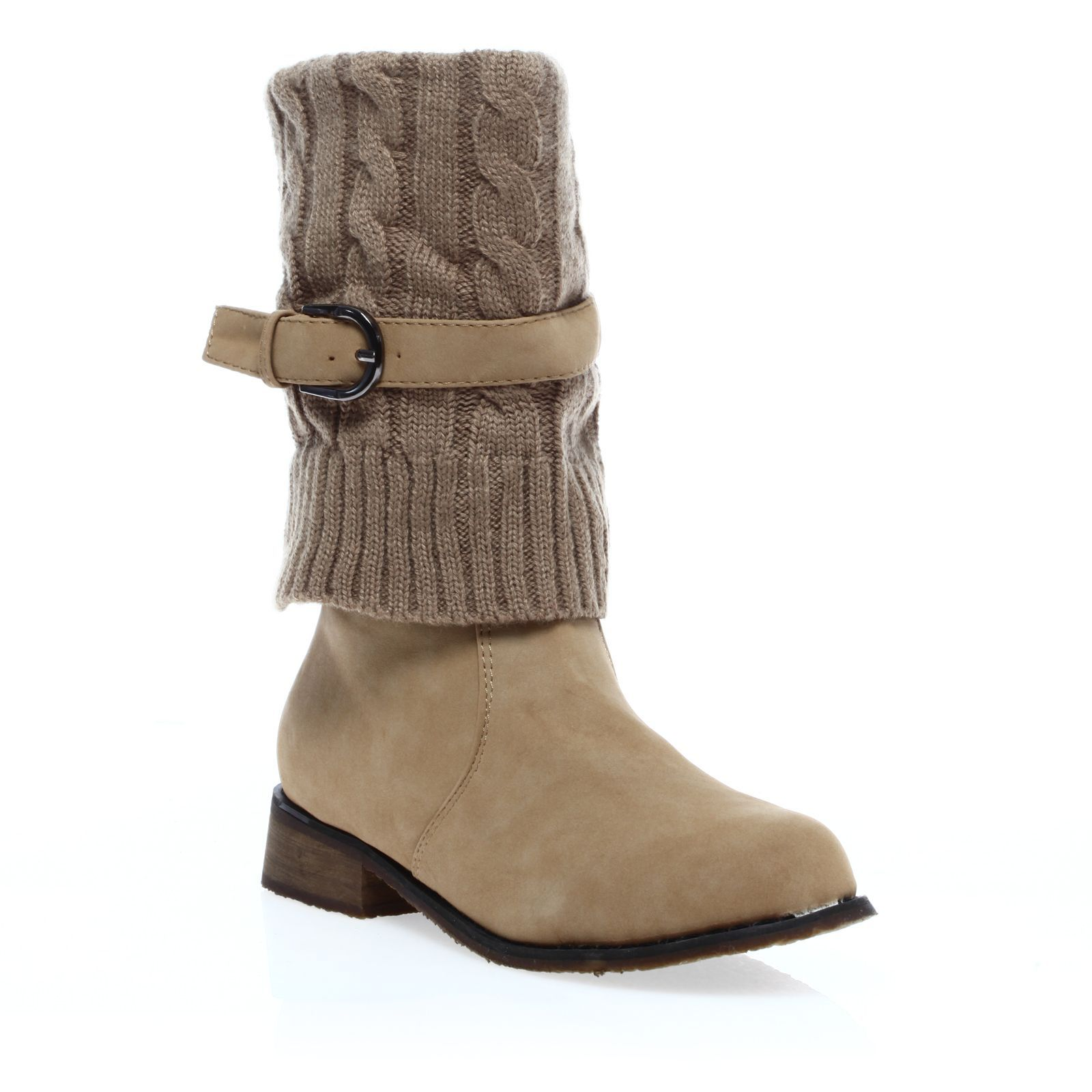 1001 Shoes bottines camel