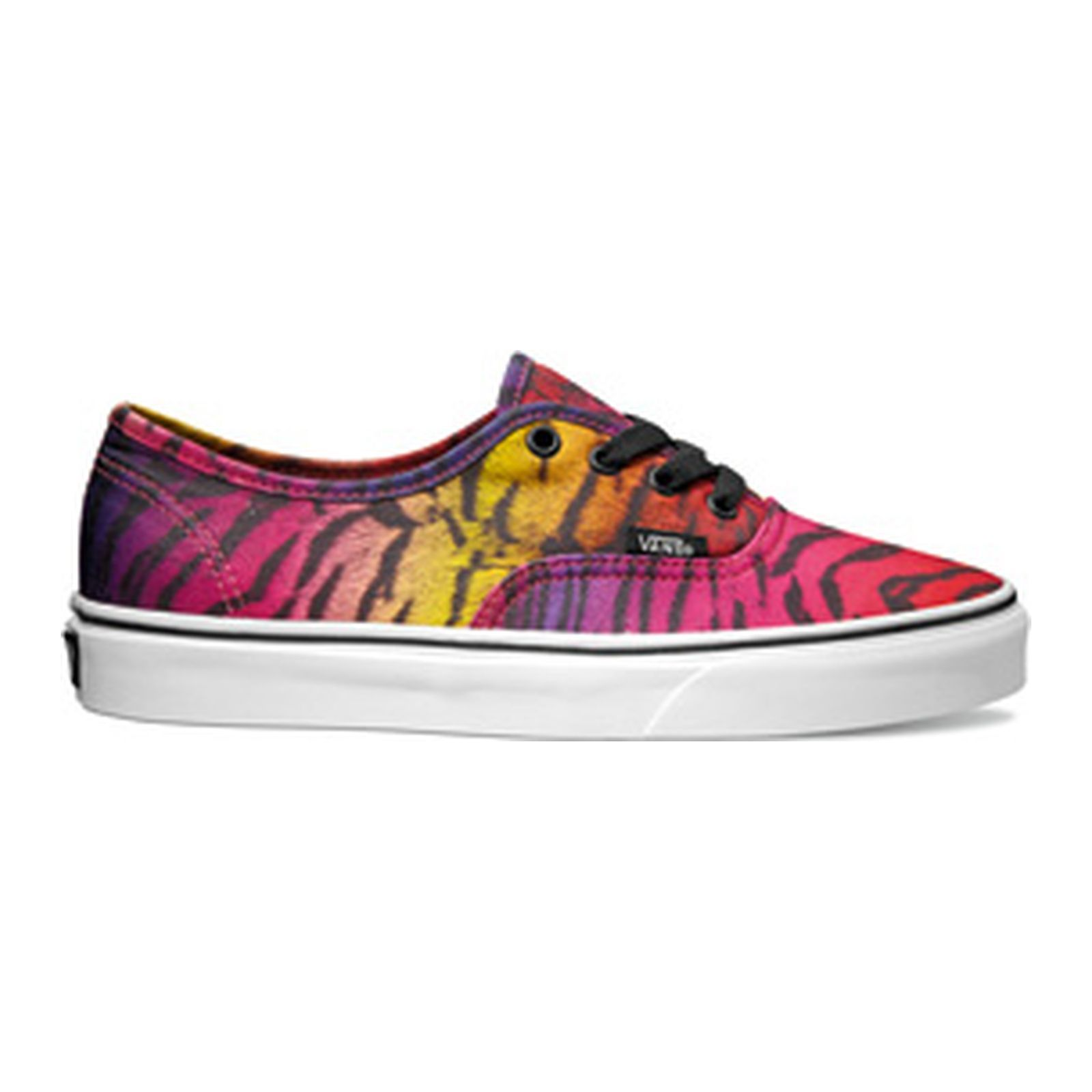 Vans Baskets Authentic Tiger multicolore