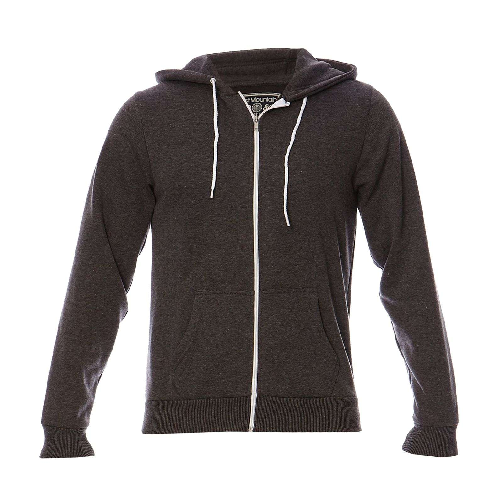 Sweat � capuche gris chin�
