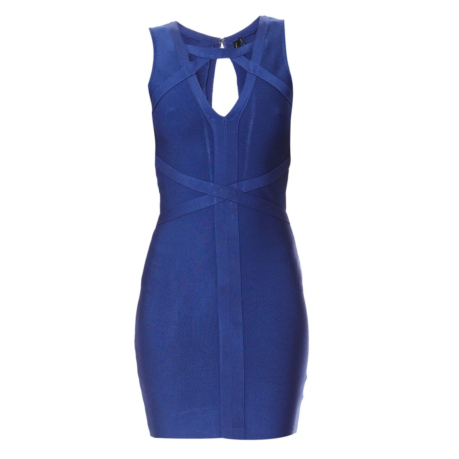 Marciano Guess :  Robe - bleue