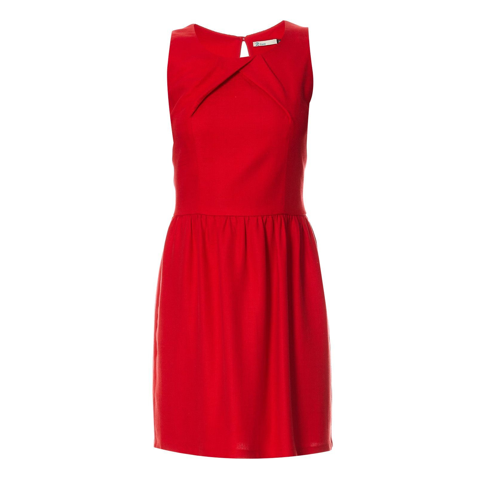 2two Robe - rouge
