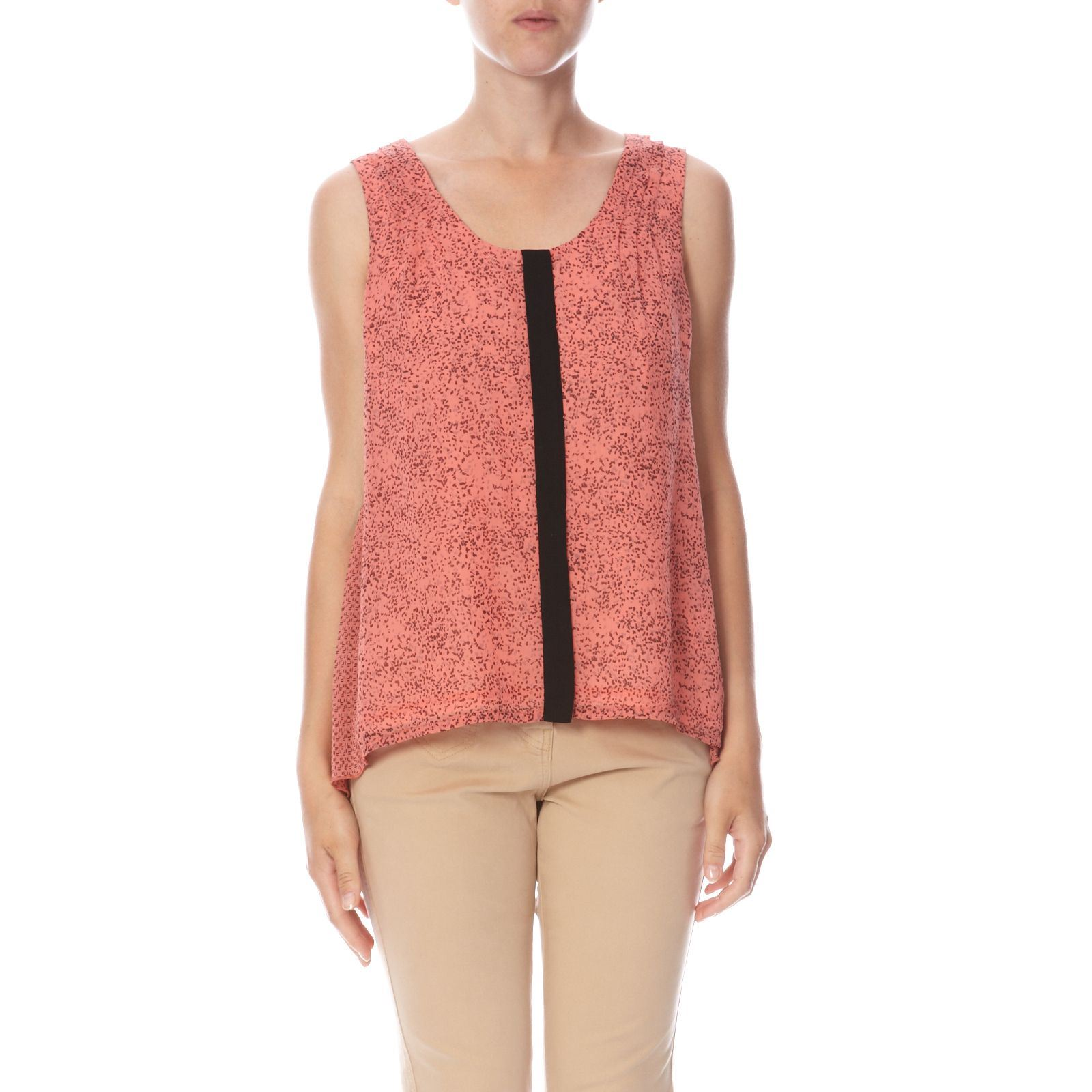 2two Top - corail