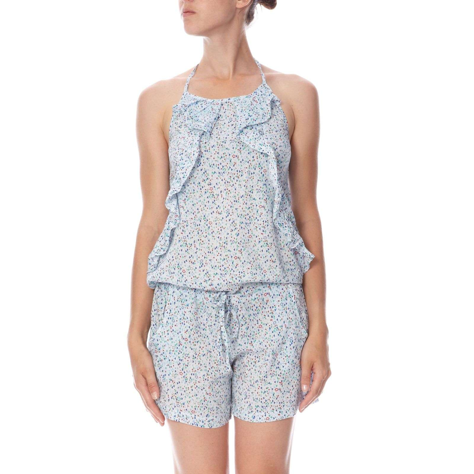 2two Combi-Short - bleu