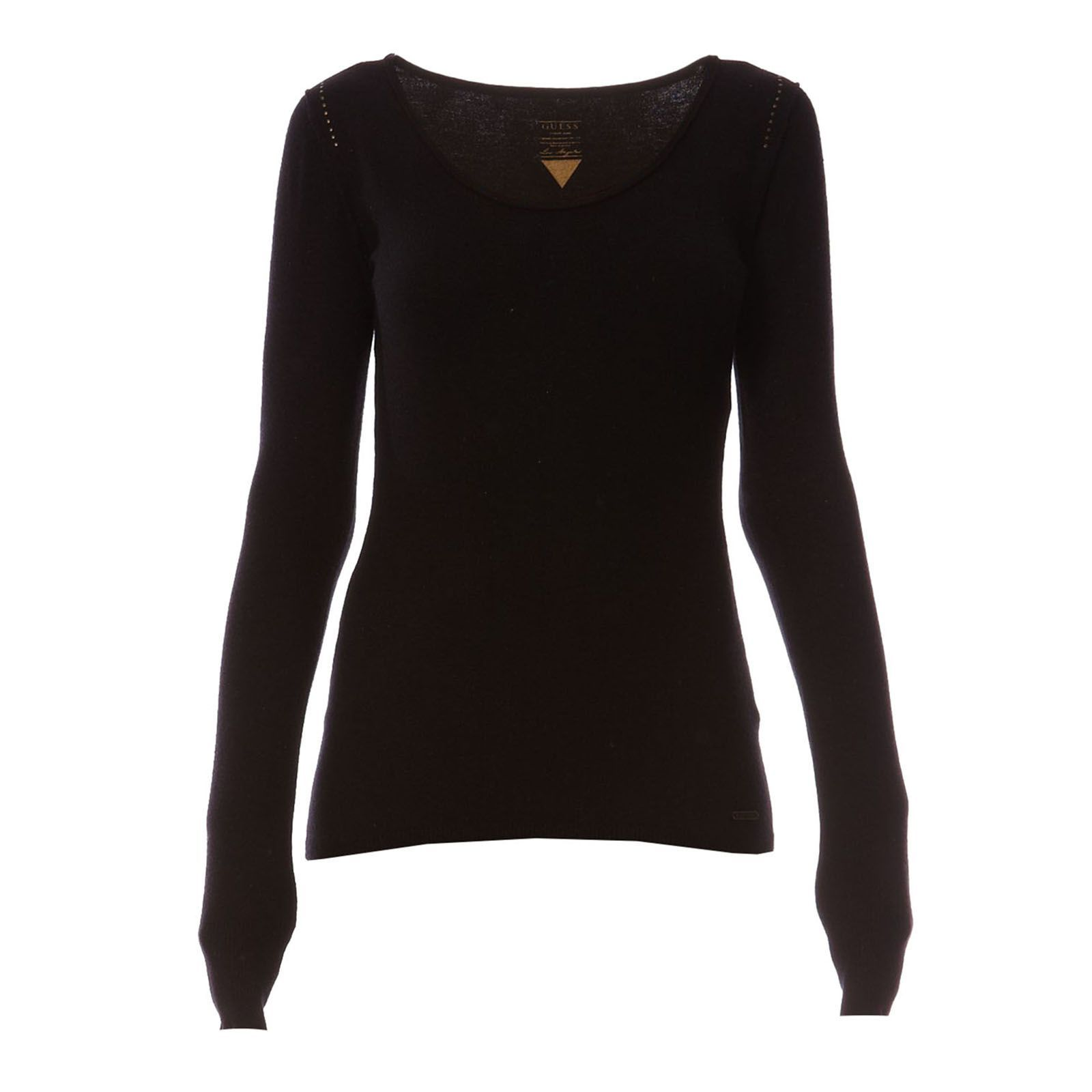 Guess :  Lupe - Pull - noir