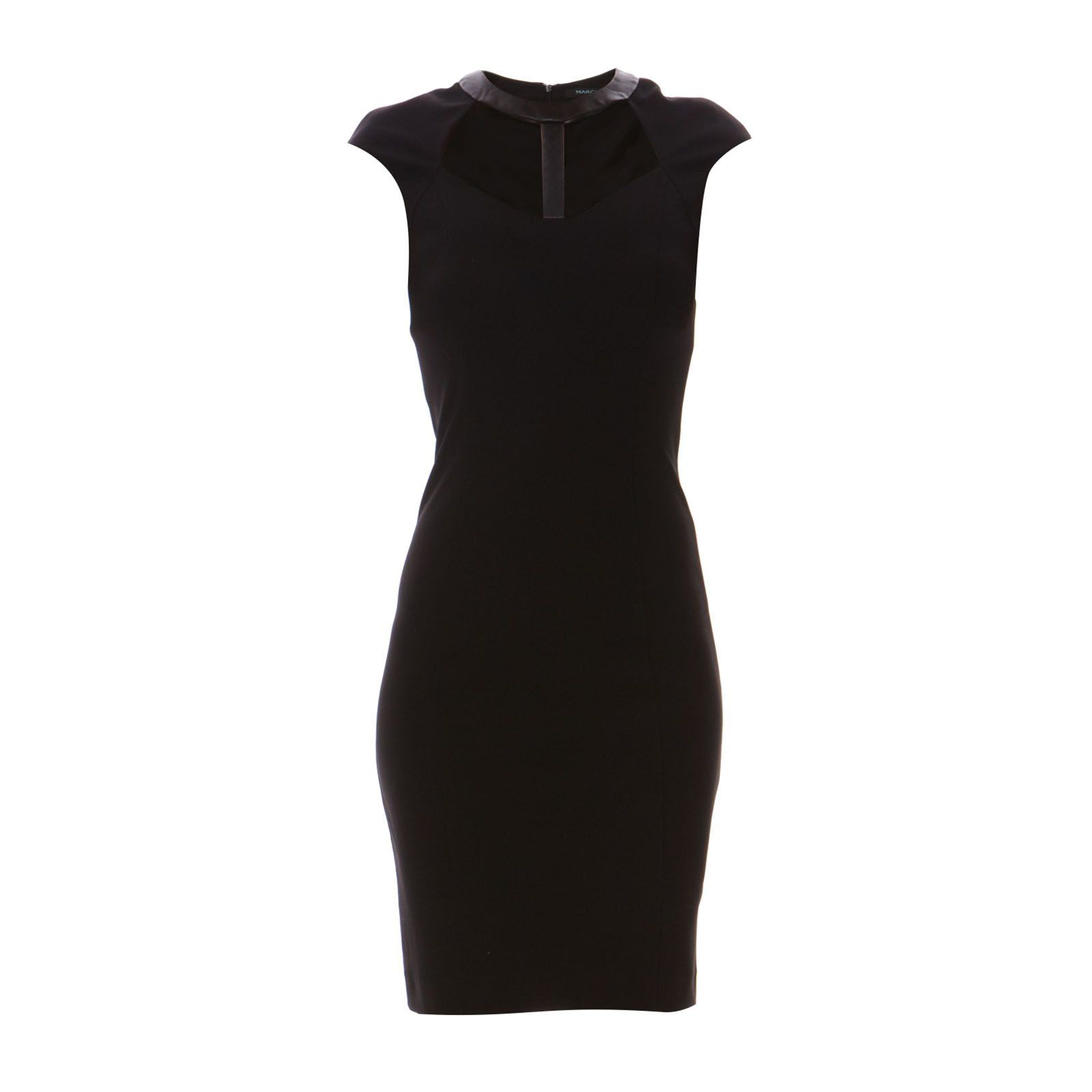 Marciano Guess :  Robe droite - noir