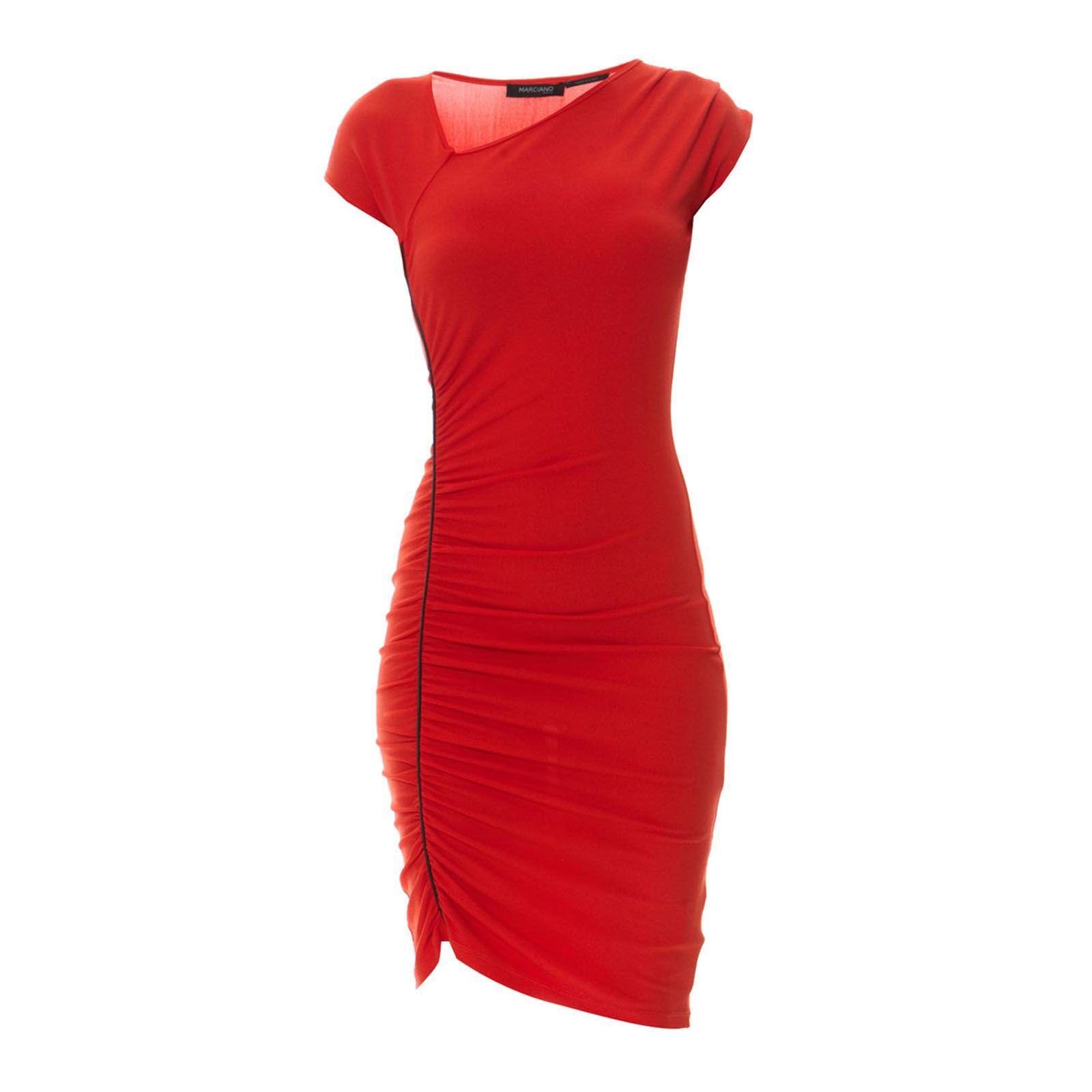 Marciano Guess :  Robe droite - rouge