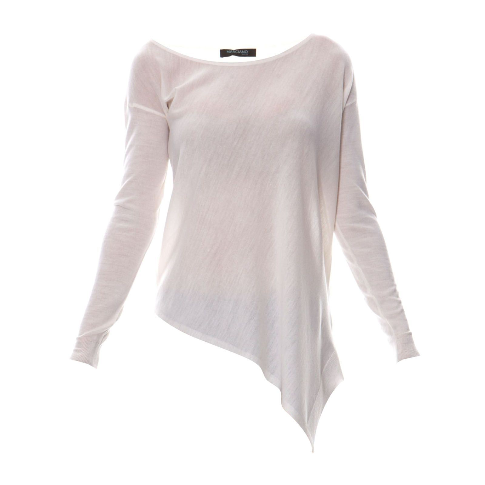 Marciano Guess :  Pull - en laine blanc cass�