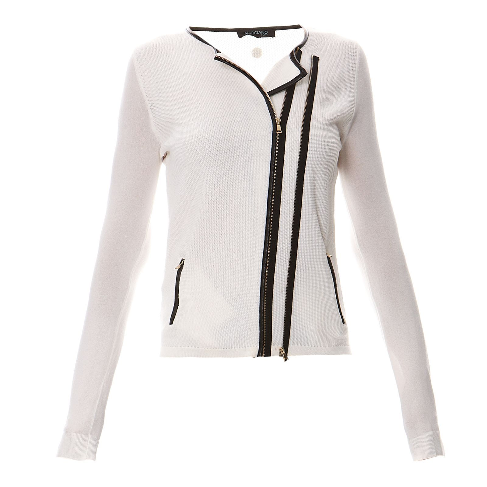 Marciano Guess :  Gilet - blanc