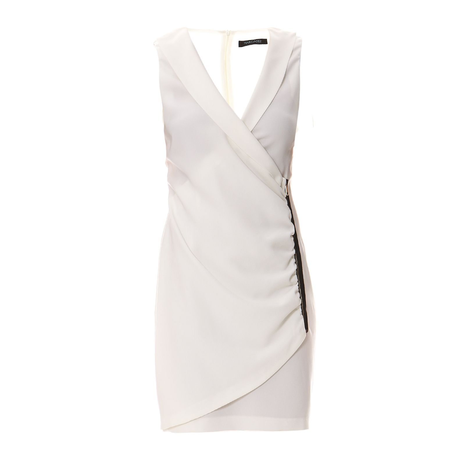 Marciano Guess :  Robe droite - blanc