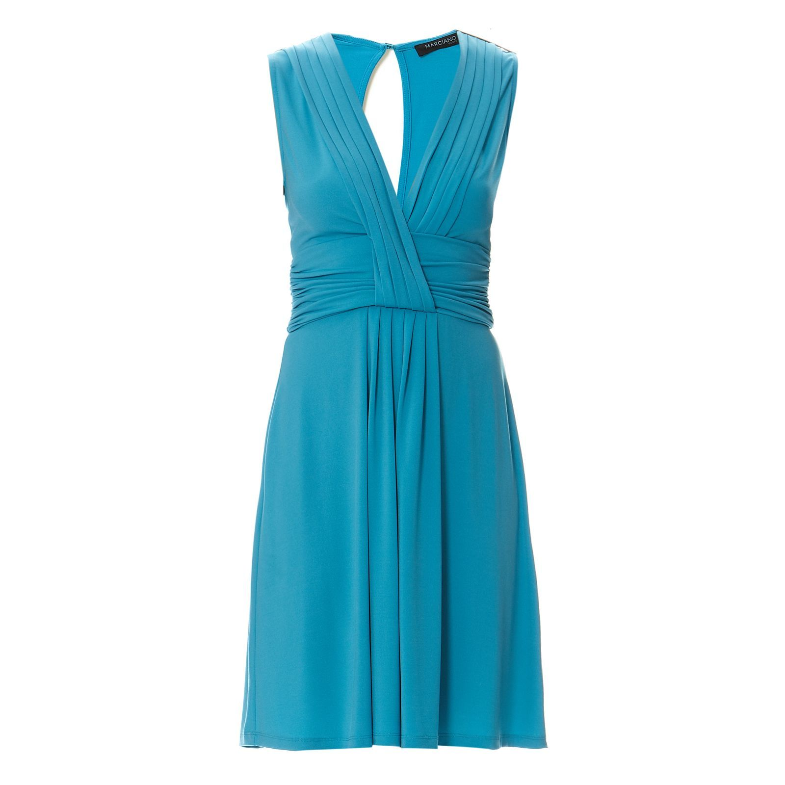 Marciano Guess :  Robe fluide - turquoise