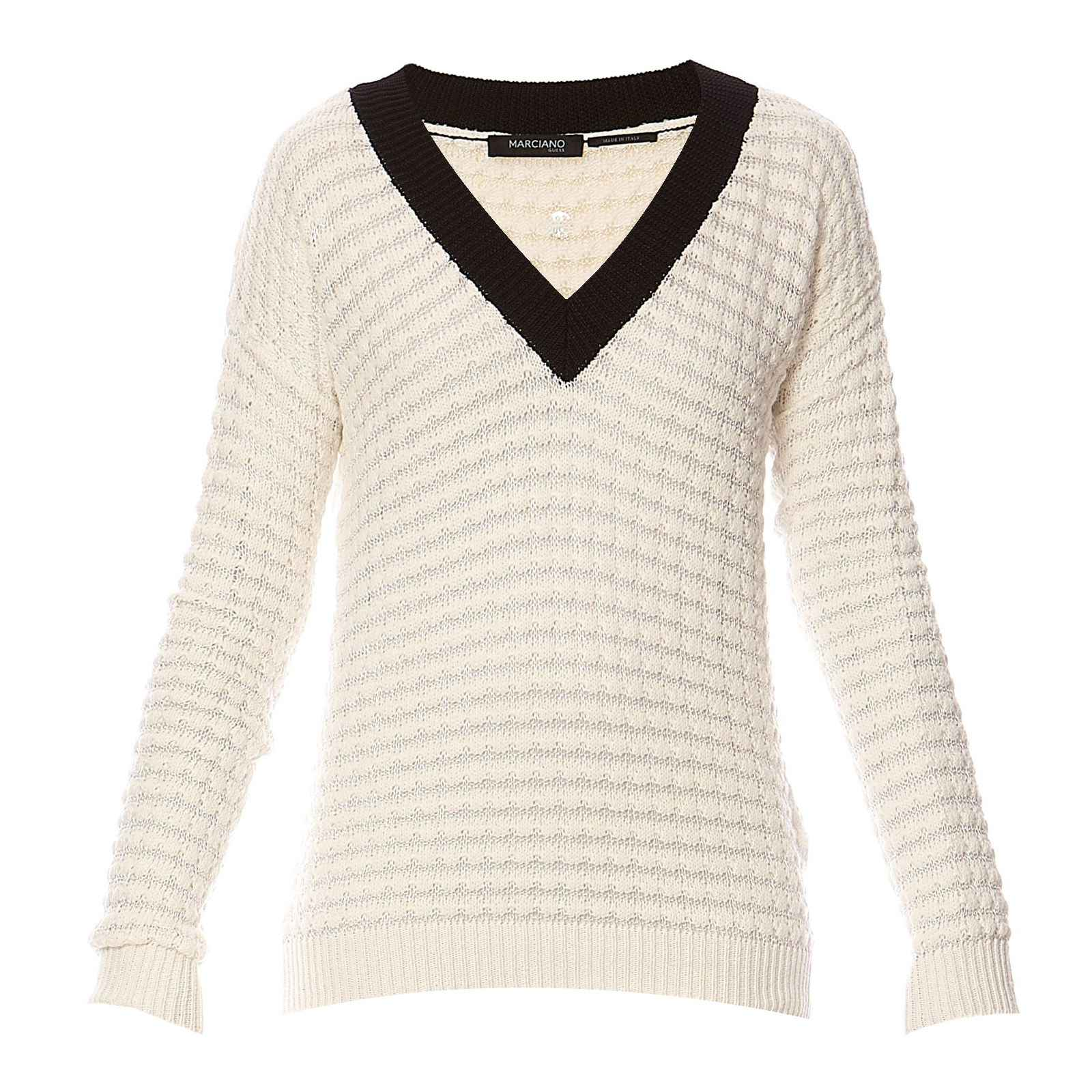 Marciano Guess :  Pull - blanc