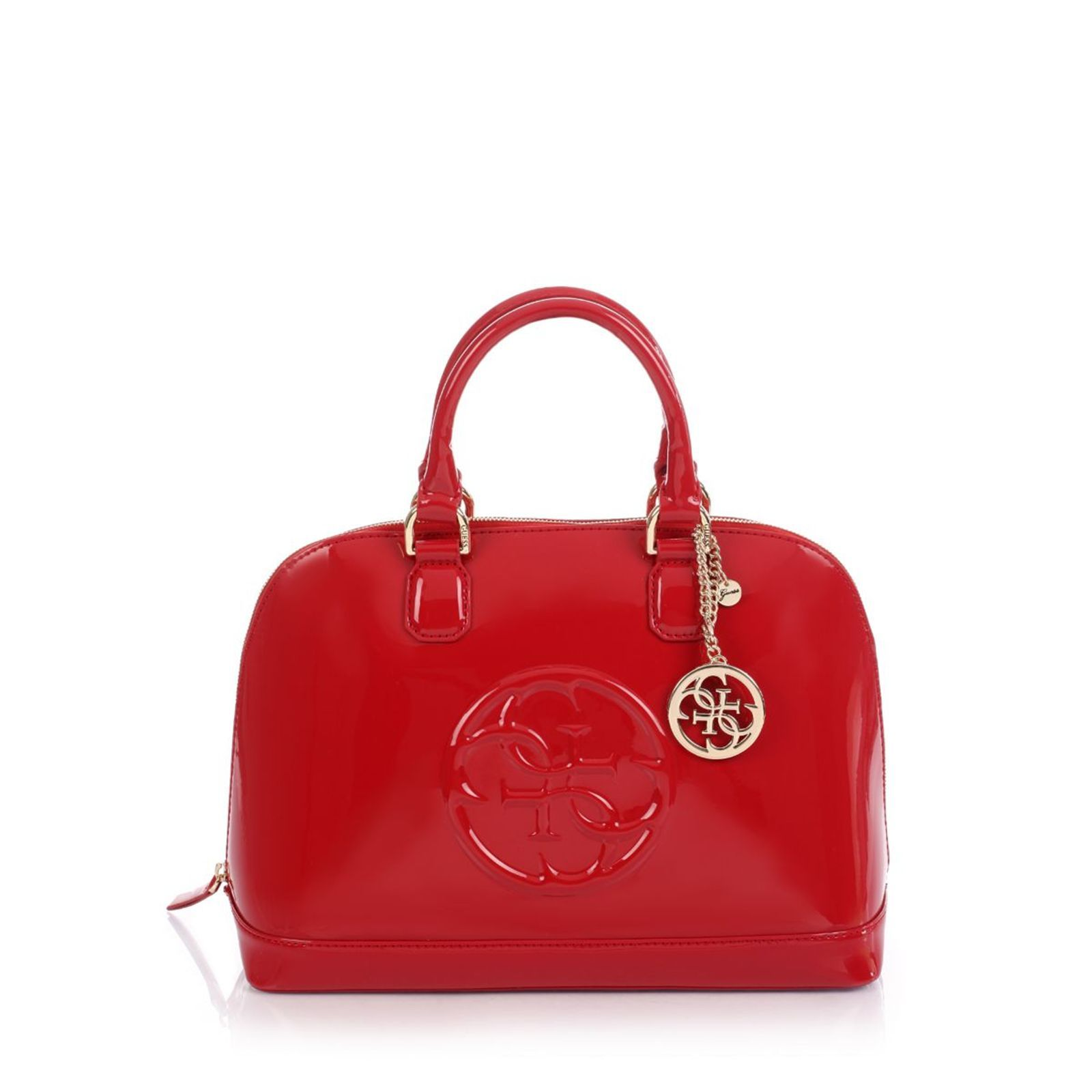 Guess :  Sac besace - rouge