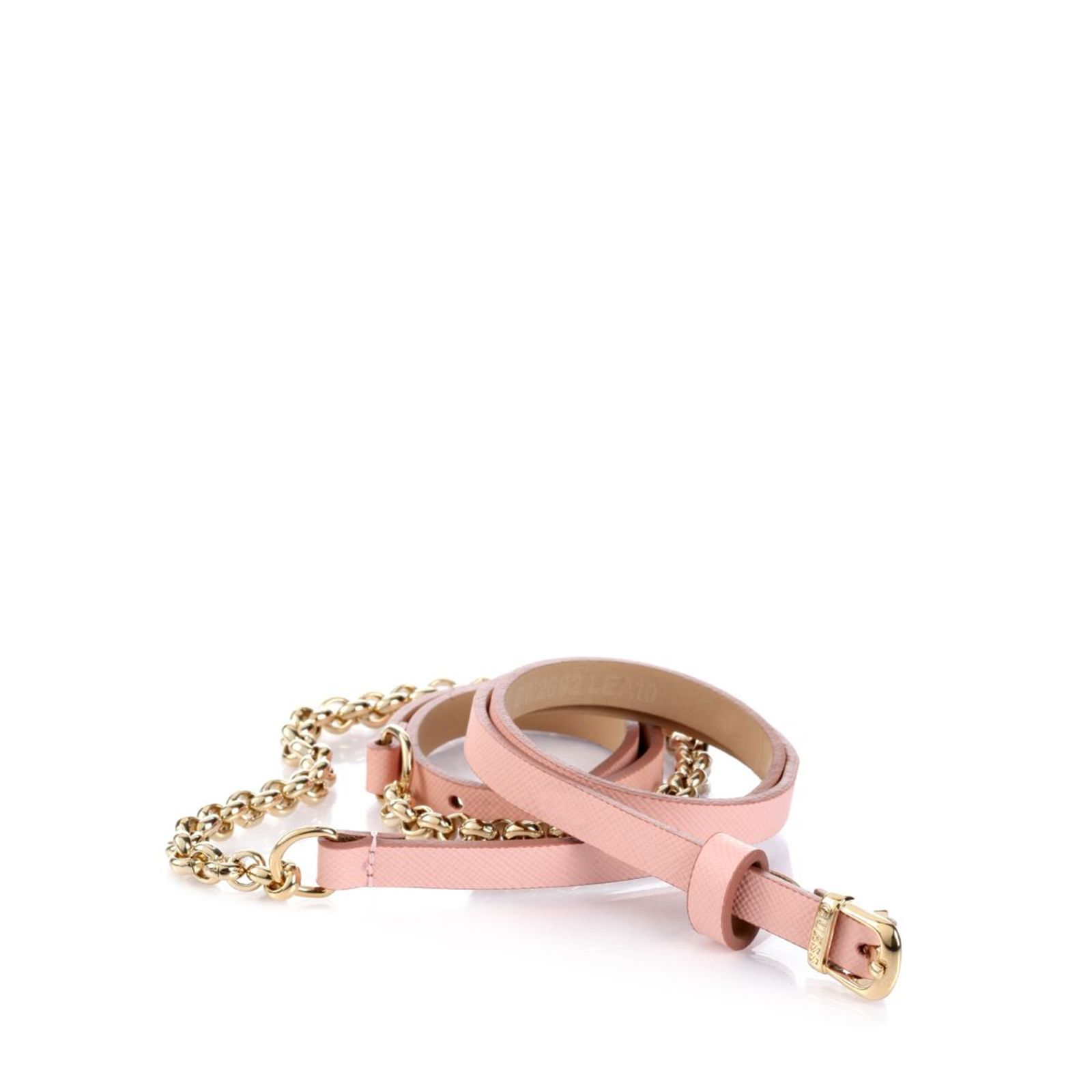 Guess :  Lady Luxe - Ceinture boucle - rose