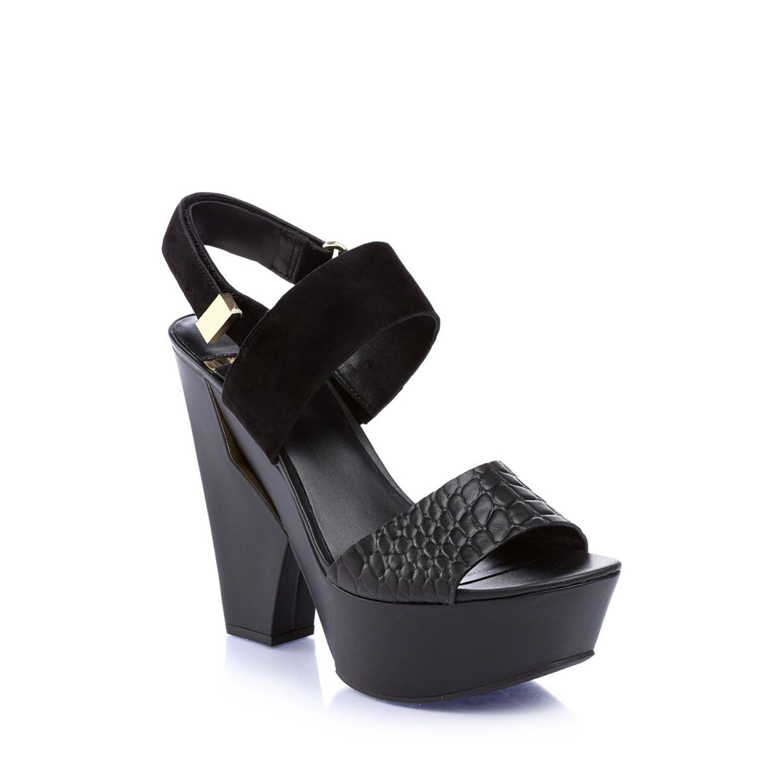 Marciano Guess :  Tropical - Sandales - noir