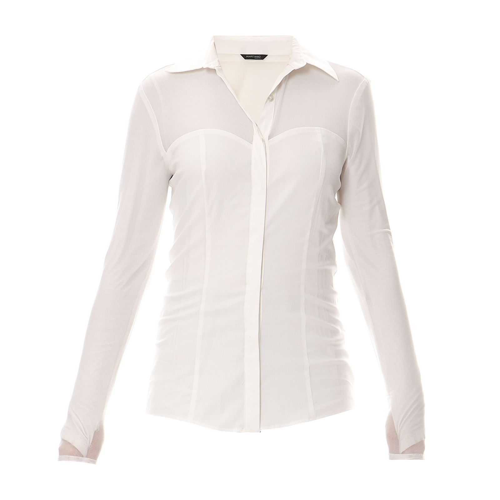 Marciano Guess :   - Blouse - blanc
