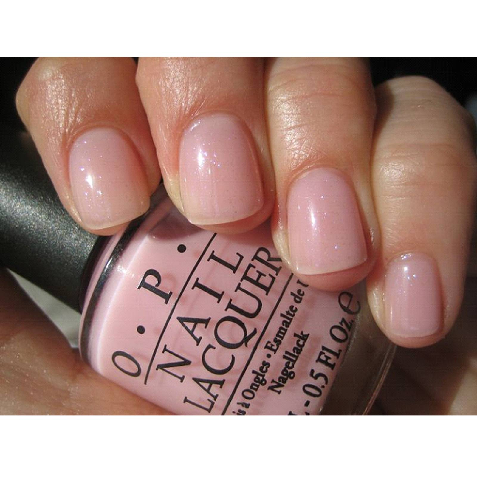 the gallery for opi makes men blush