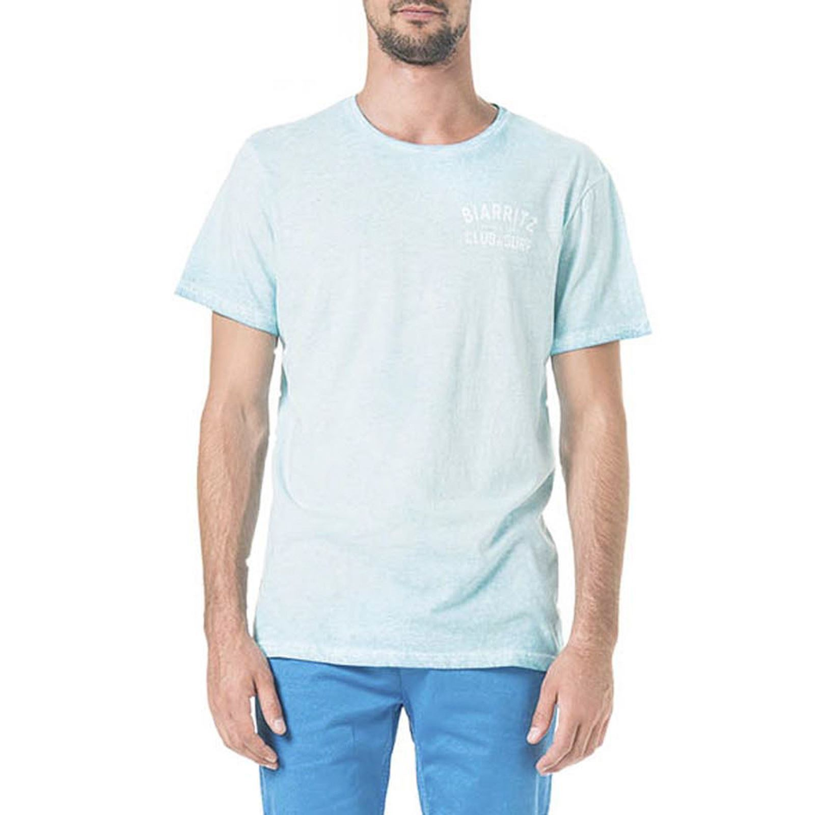 Mountain shirt Best Homme CourtesTurquoise Manches T V Lj54Ac3Rq