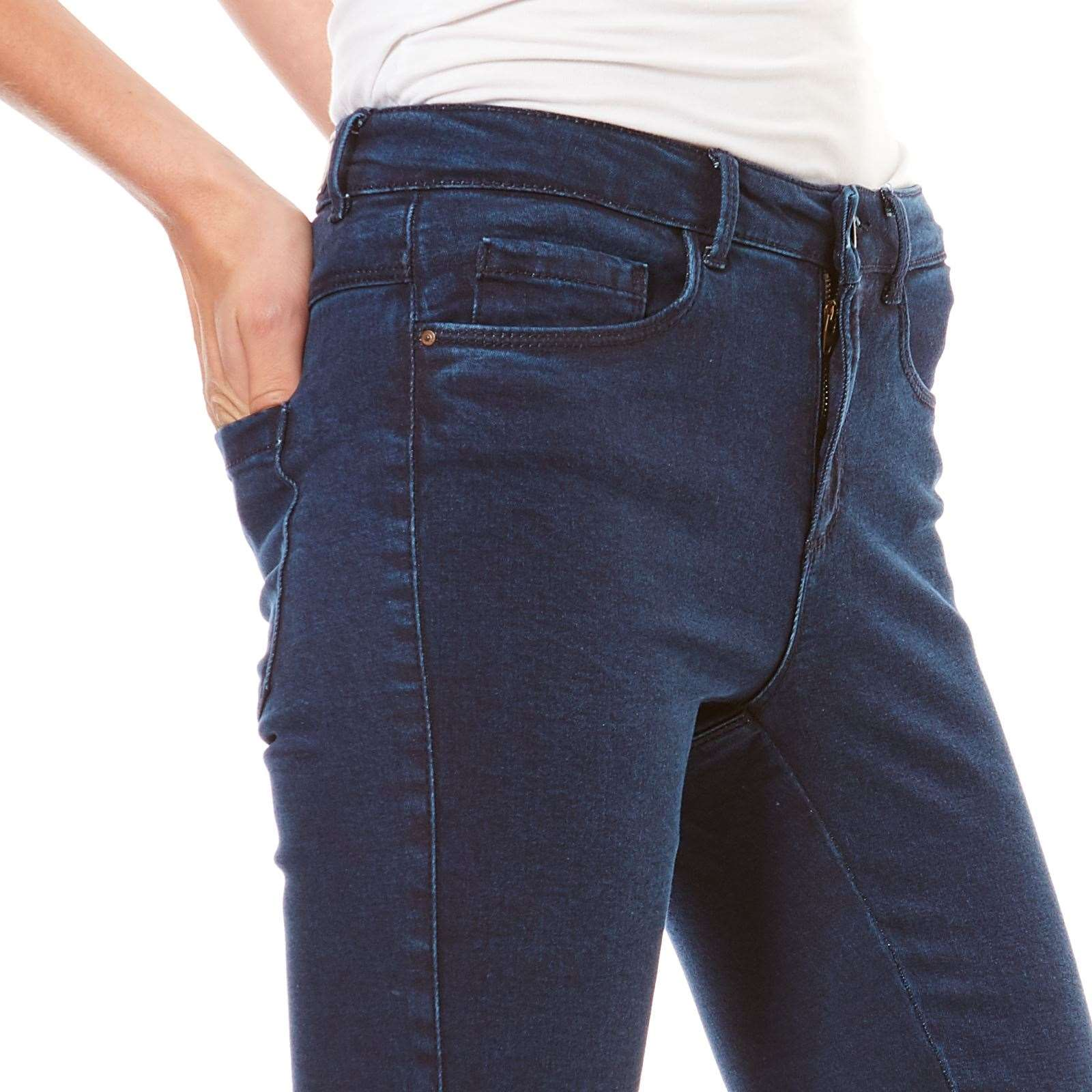 Royal Jeansblau Standard Skinny Only DeluxeJeans sdCrhtQxB