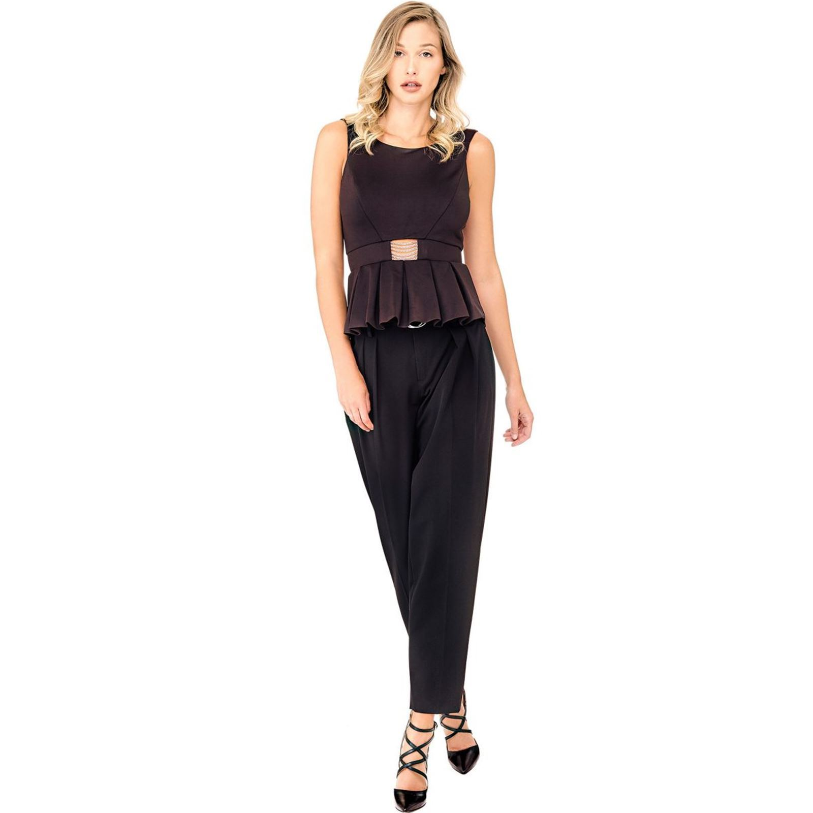 Marciano a Detail ChaineNoir Los Top V Femme Angeles f7Ybgvy6