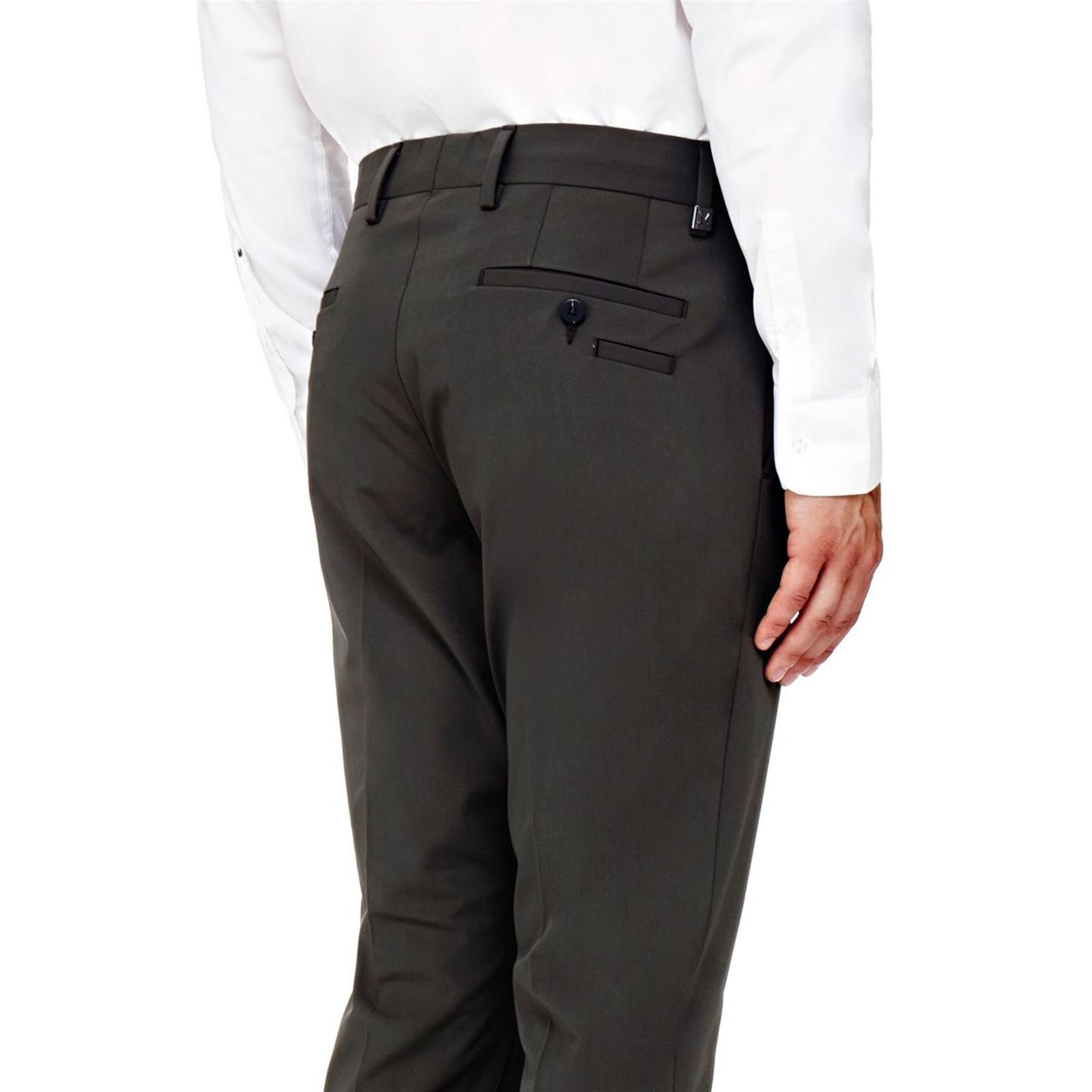 Los Pantalon TailleurGris Homme V Marciano Angeles ZwkOuPTlXi