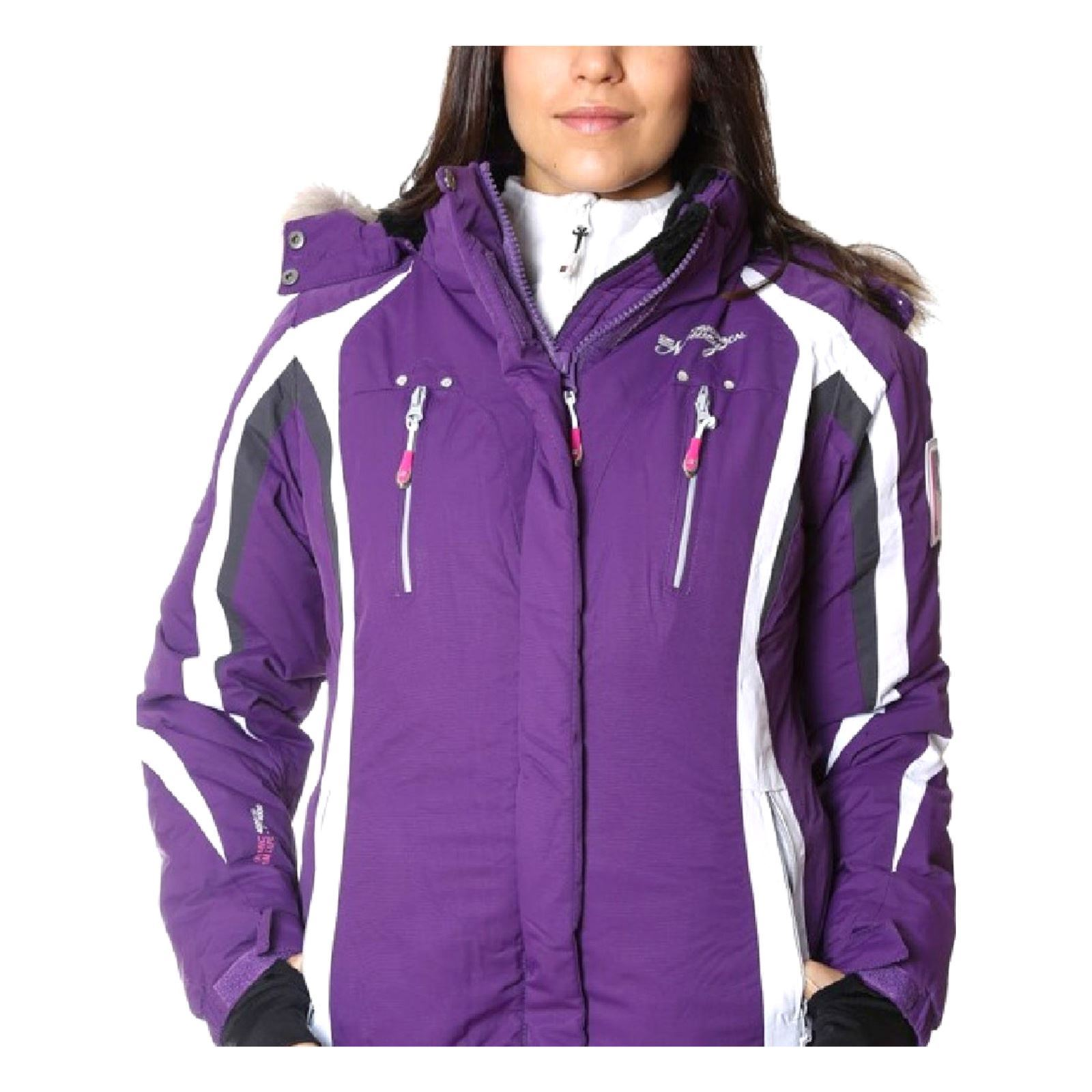 Violett Norway VéroniqueSkijacke Geographical Violett Geographical Norway VéroniqueSkijacke Geographical 8wOPnkX0