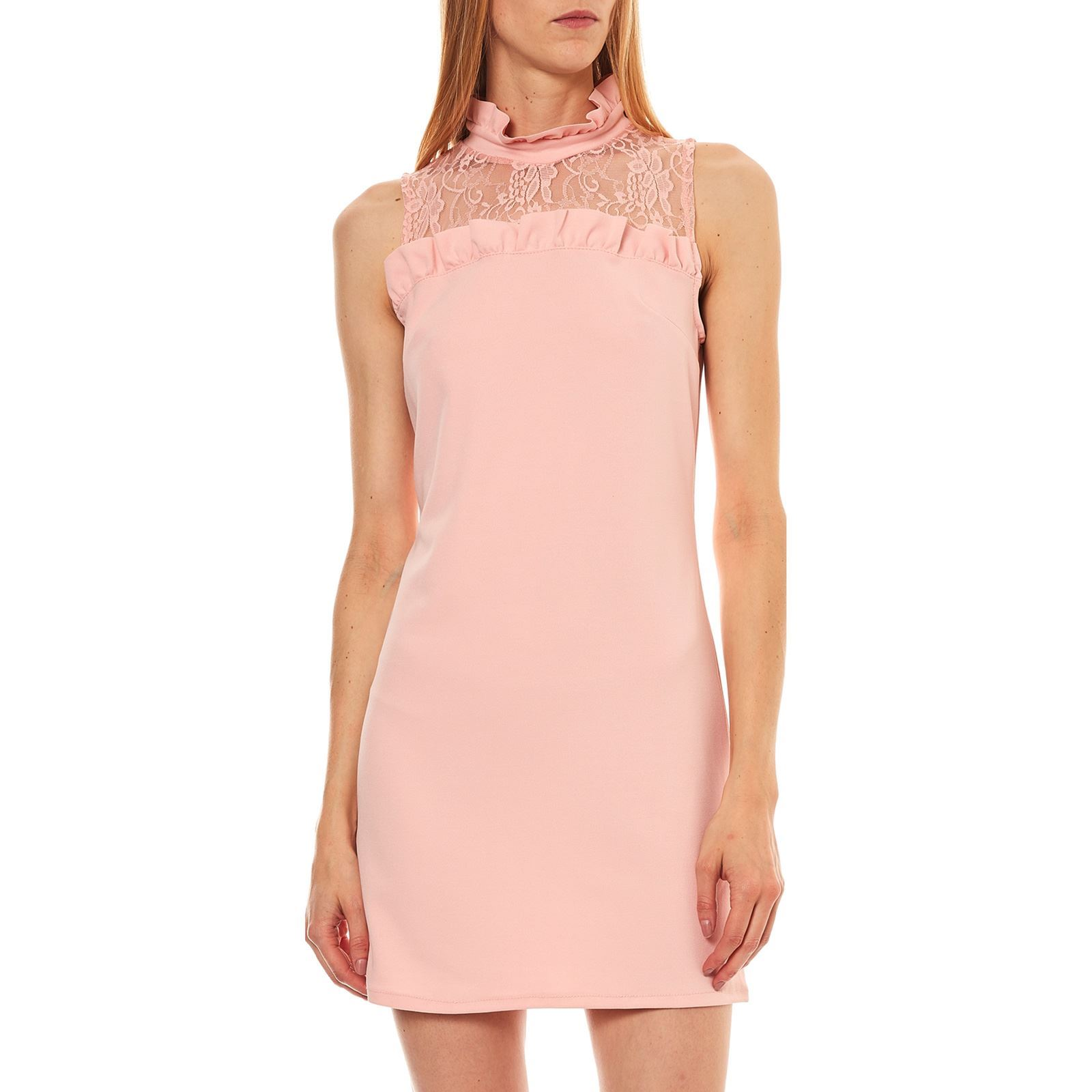 Robe Rose V DroiteFemme DroiteFemme Robe Rose gYbf76y