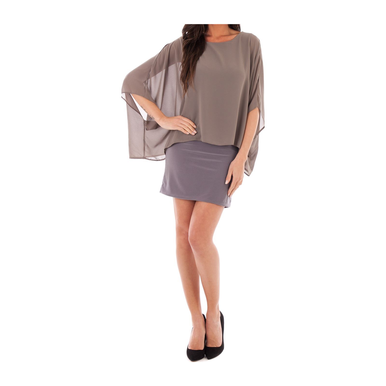 Femme TopTaupe Rose TopTaupe V Rose xdCeWoQrB