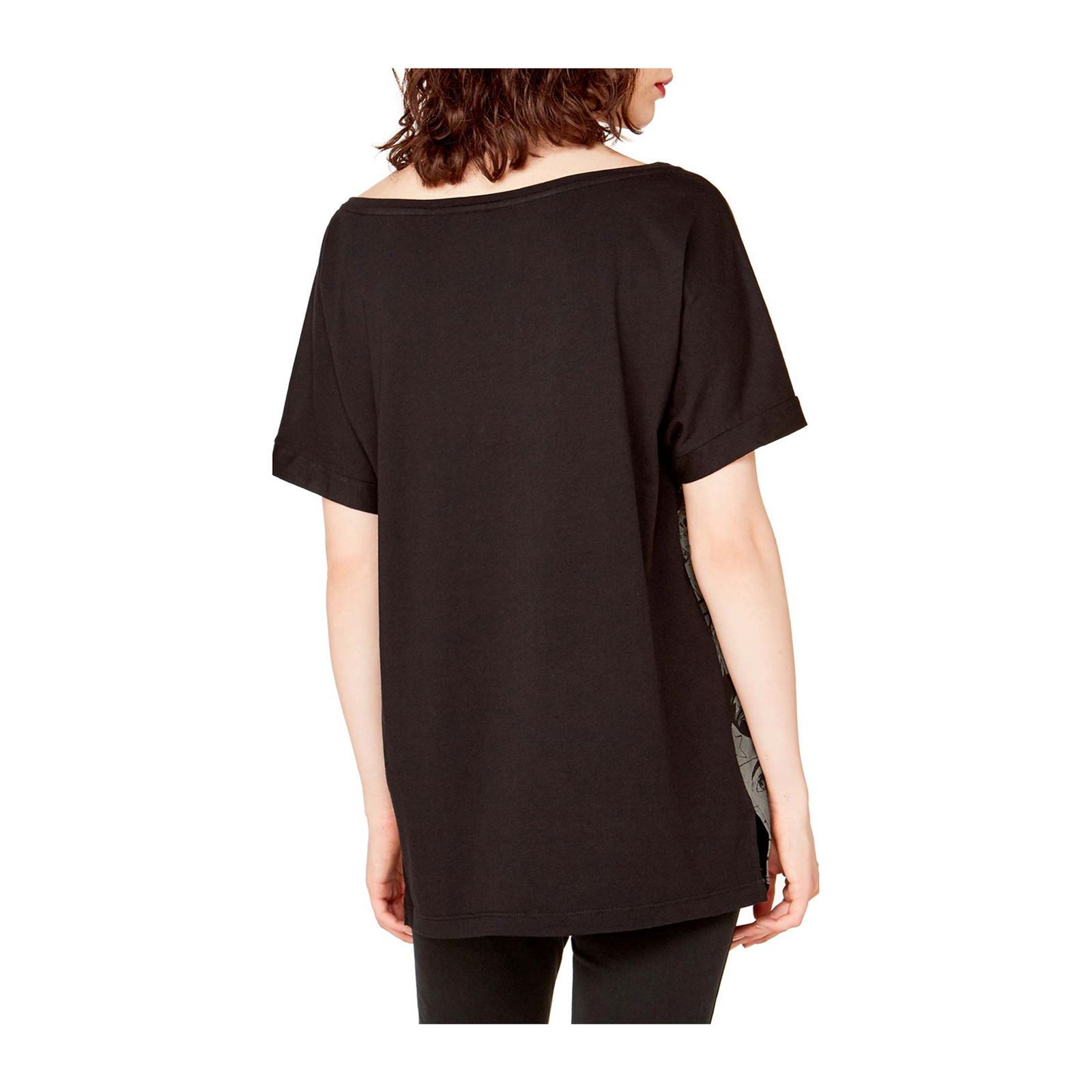 Benetton shirt V Femme T Manches CourtesMulticolore CrdBoexWQ