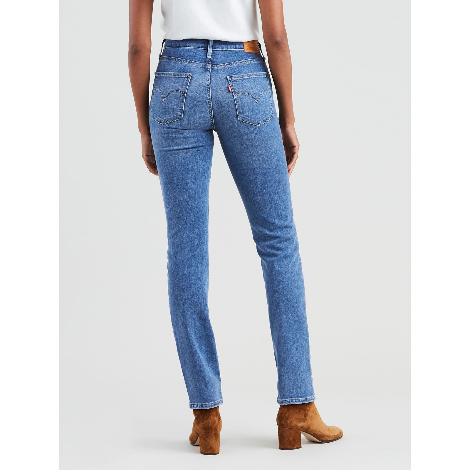 Levi's Femme Second Thought 724High V Rise Straight 2EHYW9DI