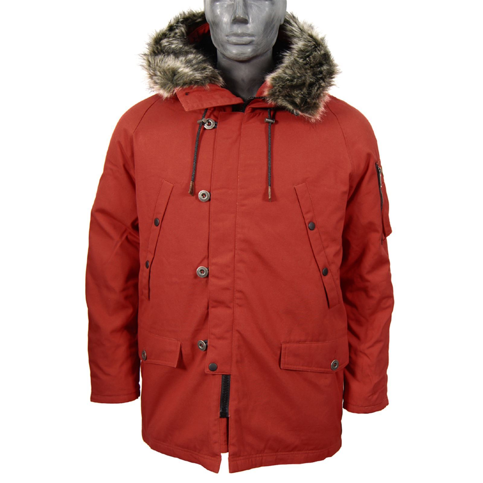 O'neill Homme Rouge Conditions ParkaImpermeable Cold V BoerdCxW