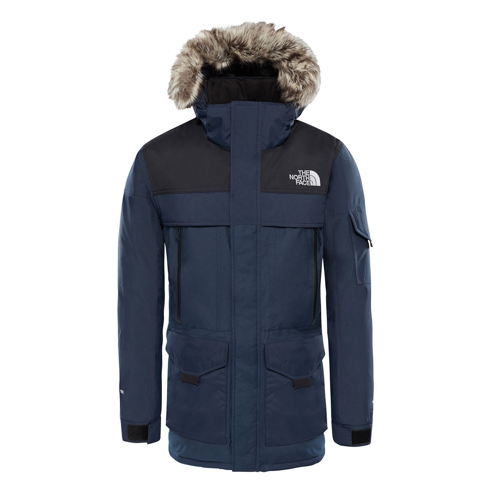 Face Bleu V 2Impermeable Marine Mc Homme The North Murdo W9IHYED2