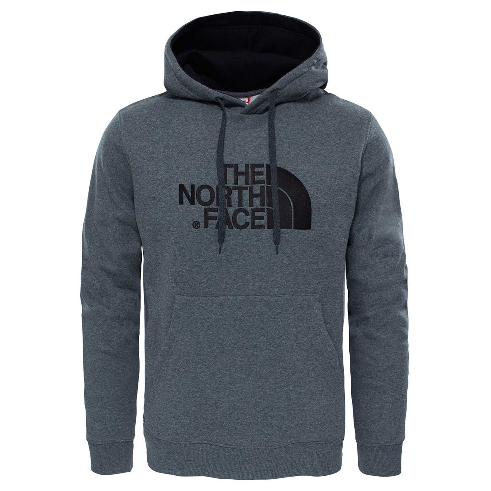 a Gris Pullover Drew North Peak Capuche The Homme Face HoodSweat V AjL34q5R