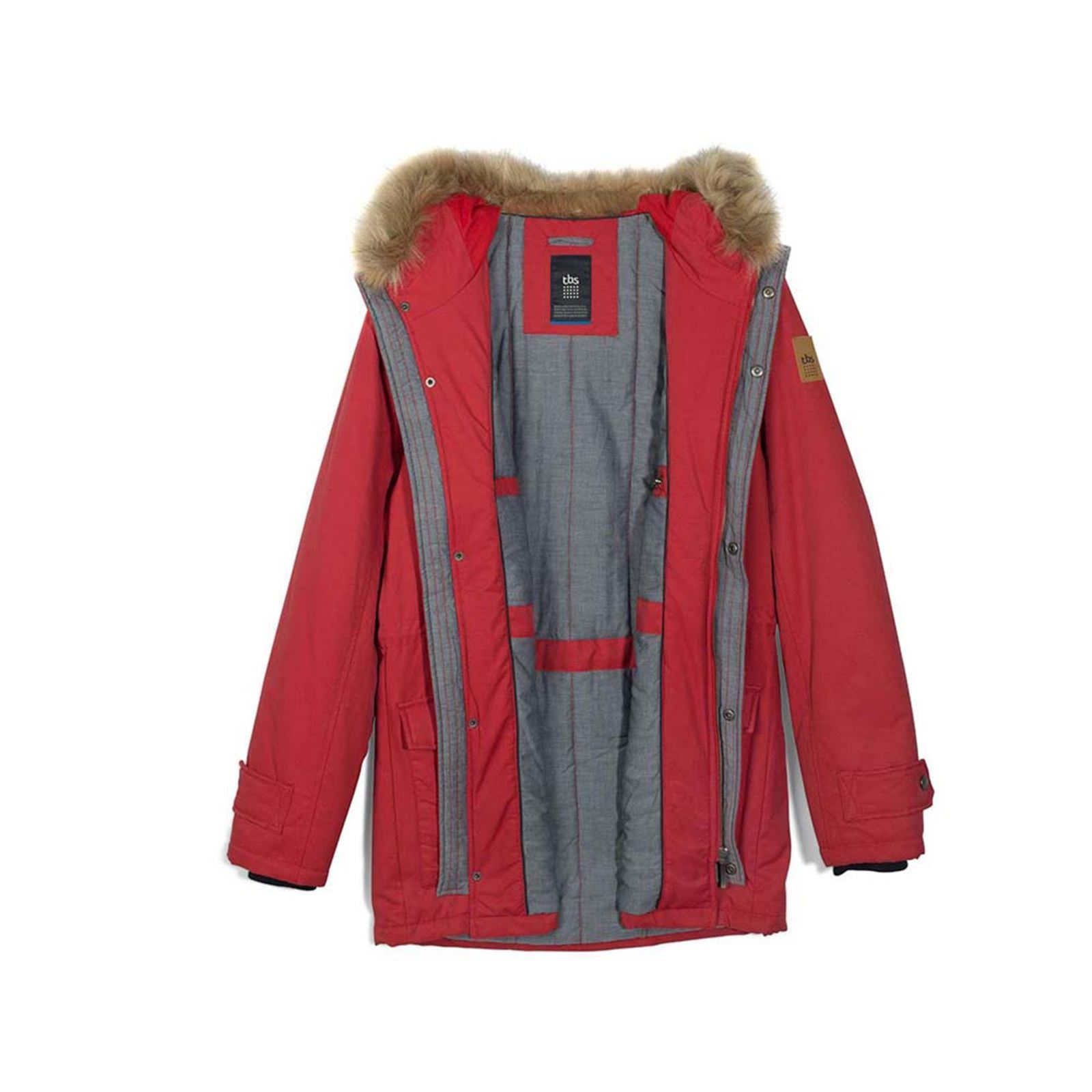 Rouge Homme Tbs Homme Homme Rouge Tbs VoblonBlouson VoblonBlouson VoblonBlouson V Tbs Rouge V Ybf76gy