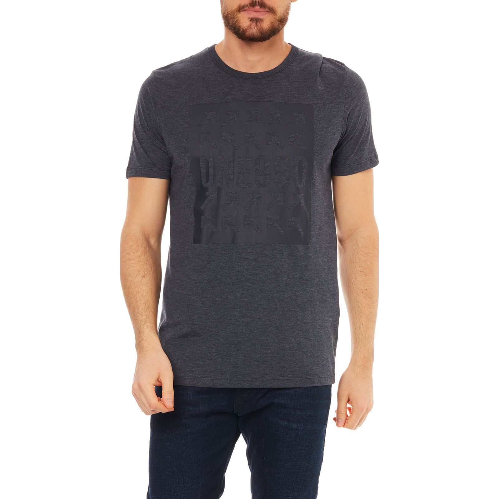 Jones Jackamp; CourtesBleu Manches V shirt Homme T Ciel kXwZulOPiT