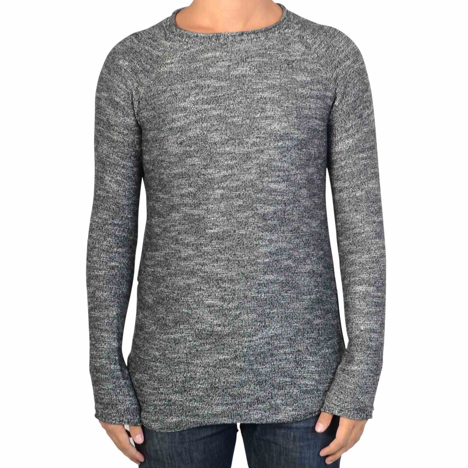 V Four Fifty PullGris Homme Fonce gbv6yYf7