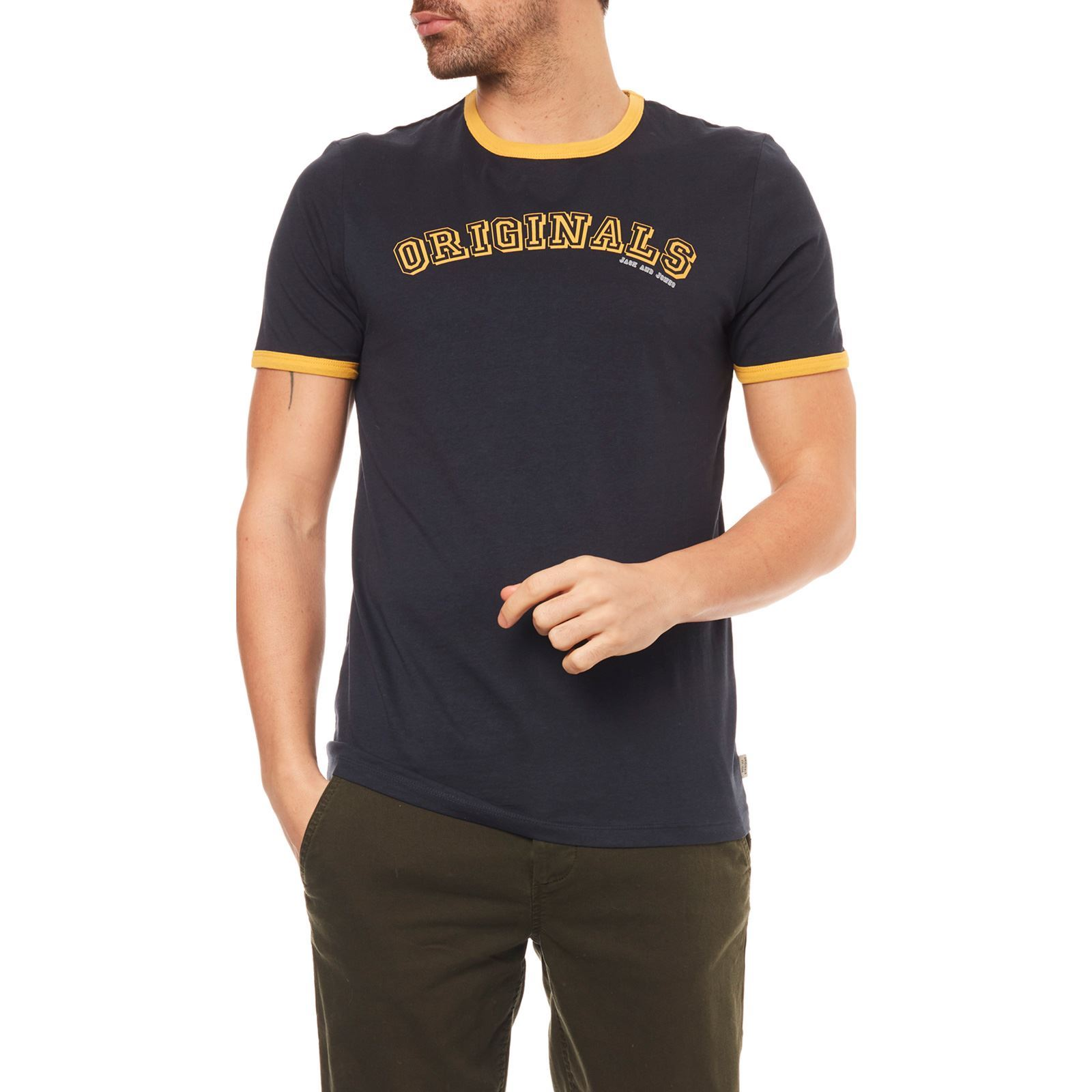 Jones JornewlegendKurzärmeliges KragenRund shirt Jackamp; Marineblau T DbeHI2YWE9