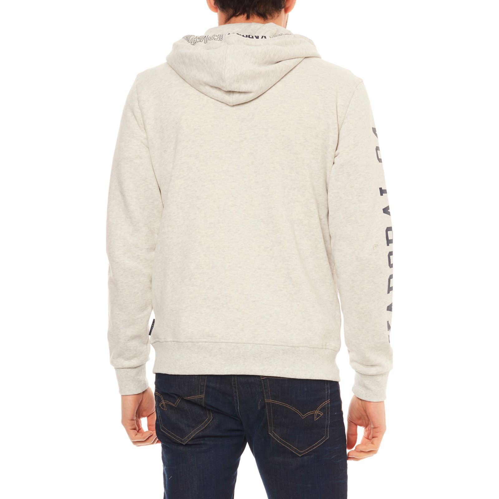 Kaporal Clair Capuche V Homme MialSweat a Gris YbI6mfgyv7