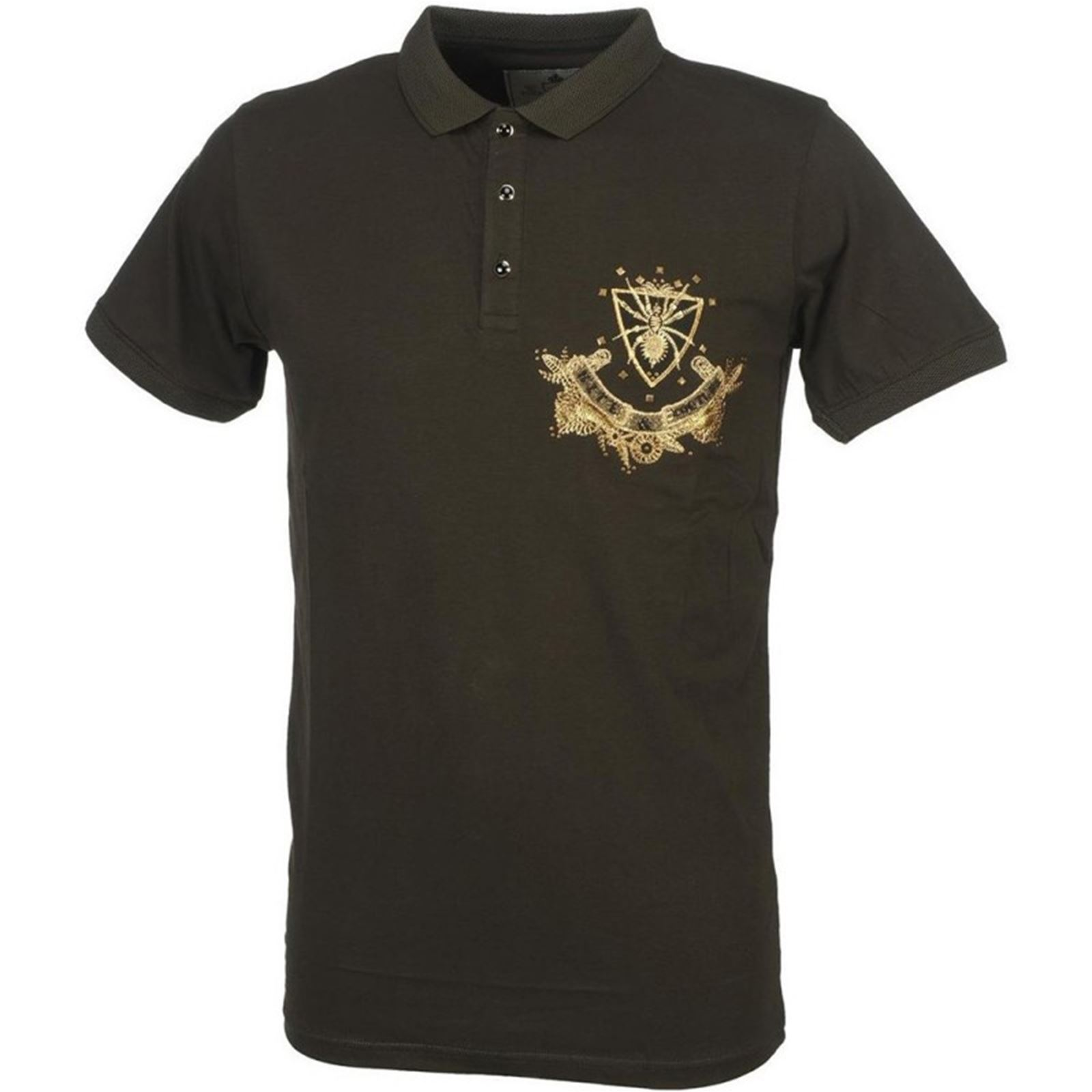 CourtesVert Hite Couture Polo Homme V Manches WHE2D9IY