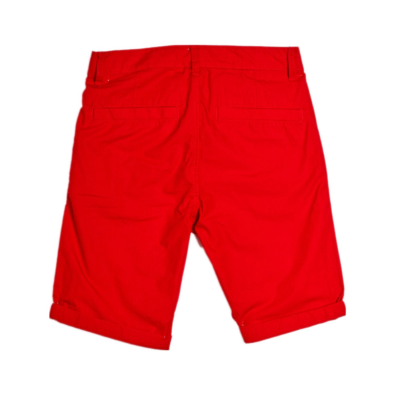 shortRot Bermuda shortRot GrößeStandardgröße Benetton Benetton Bermuda GrößeStandardgröße WH2IeD9YbE
