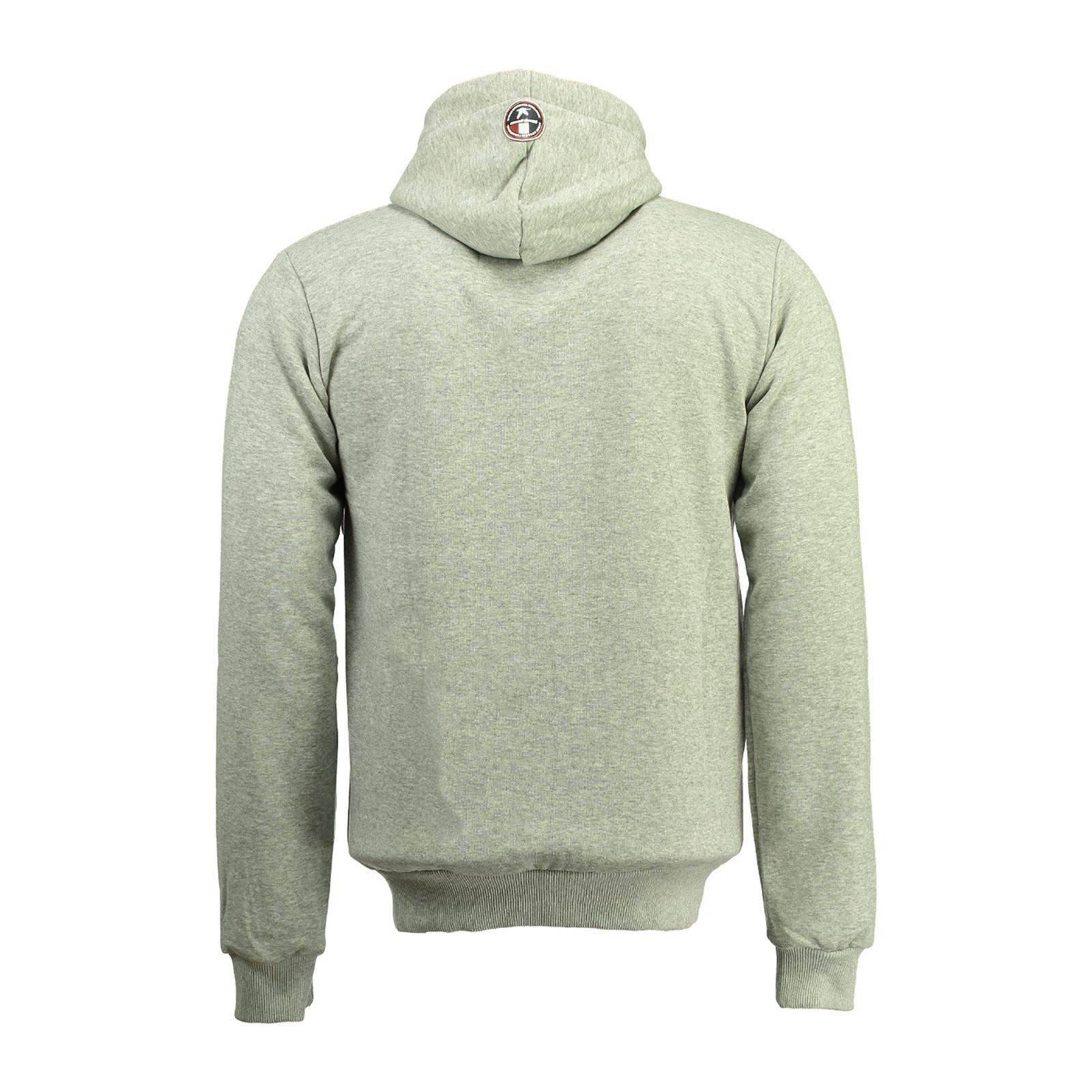 Clair Gris Stonegoose Capuche FagooseSweat V a Homme ymN08Onwv