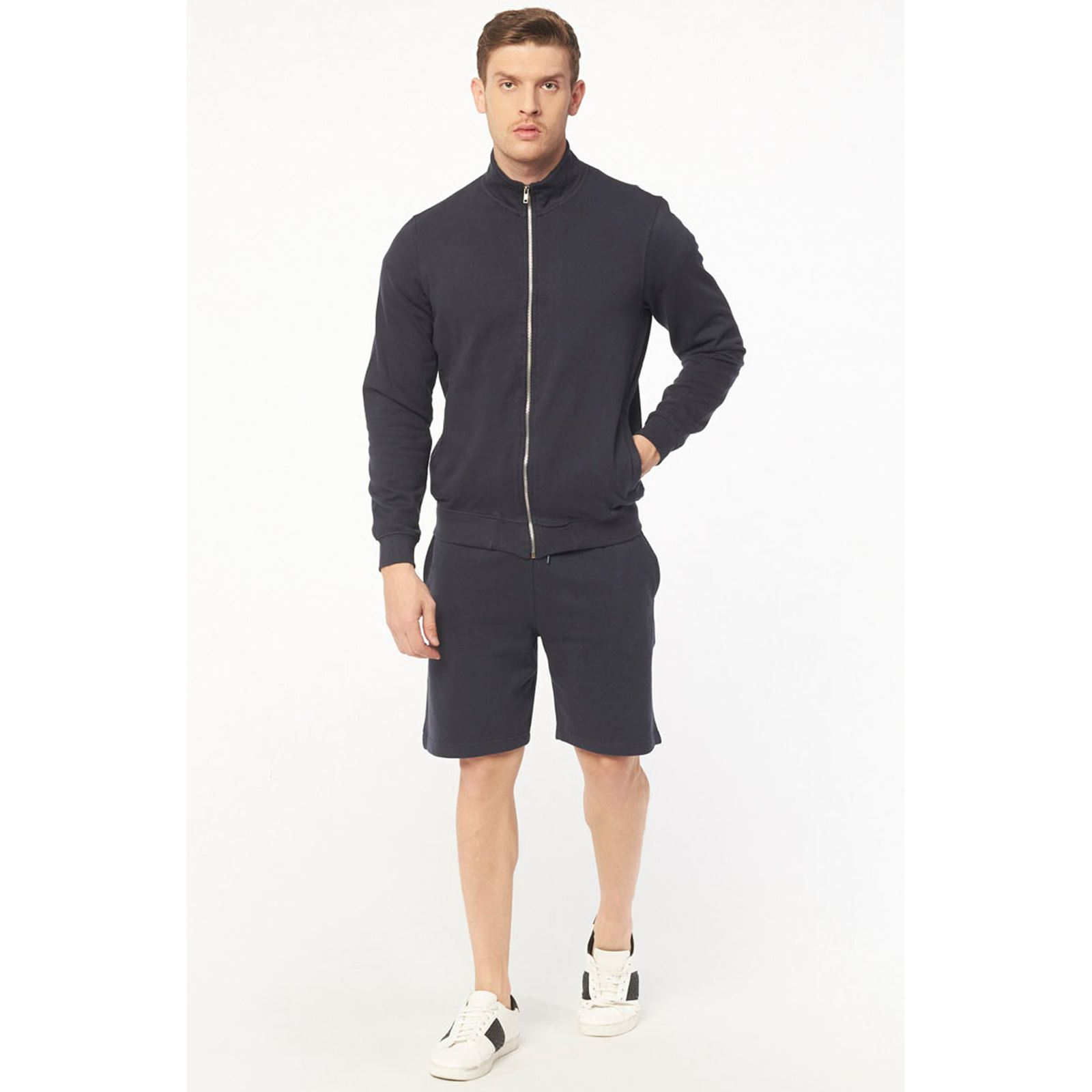 shirtBleu Marine V Best Mountain Sweat Homme rCxQdBotsh