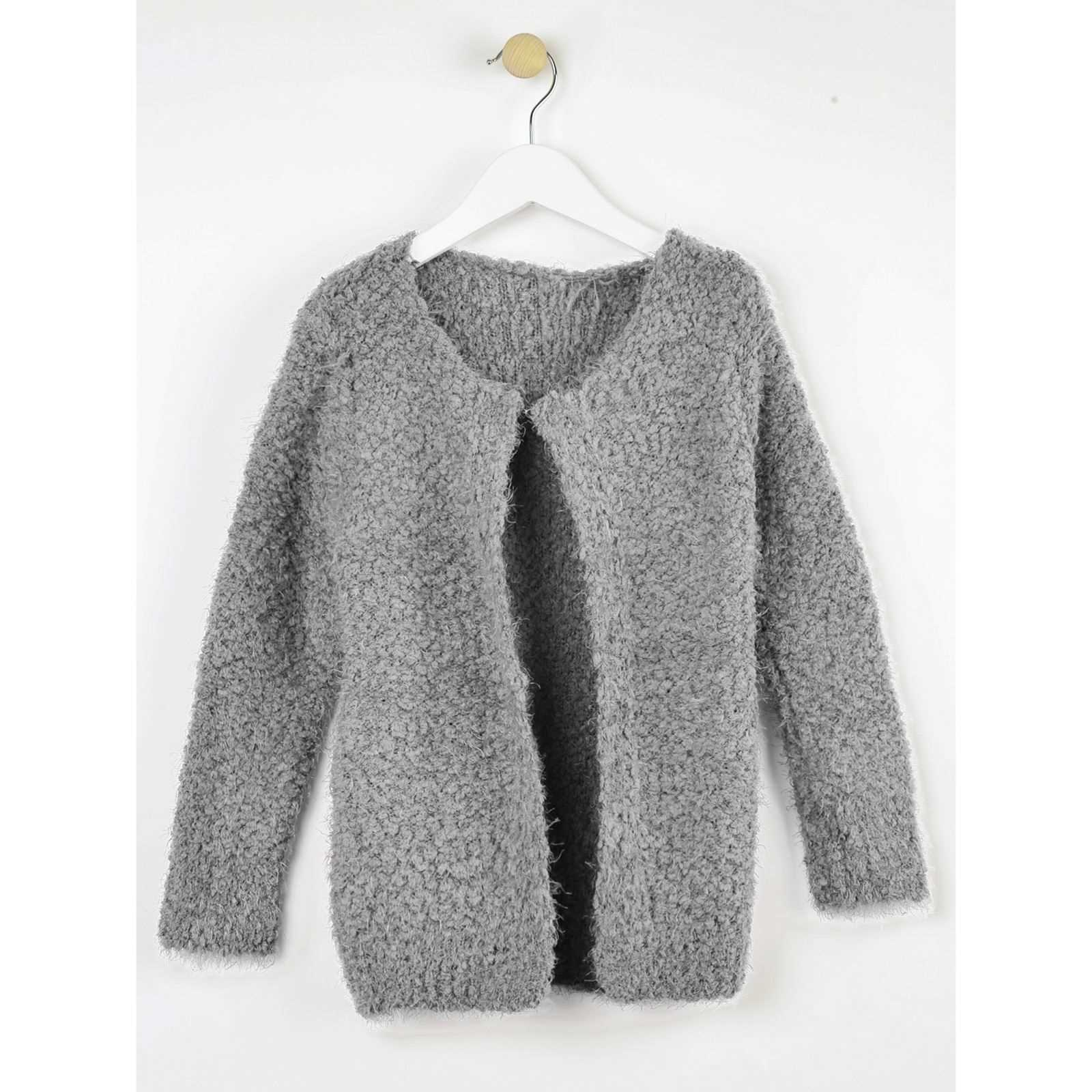 Sweet SchnittGerade Happy Sweet StrickjackeGrau Geschnitten SchnittGerade Happy StrickjackeGrau 0wPk8On