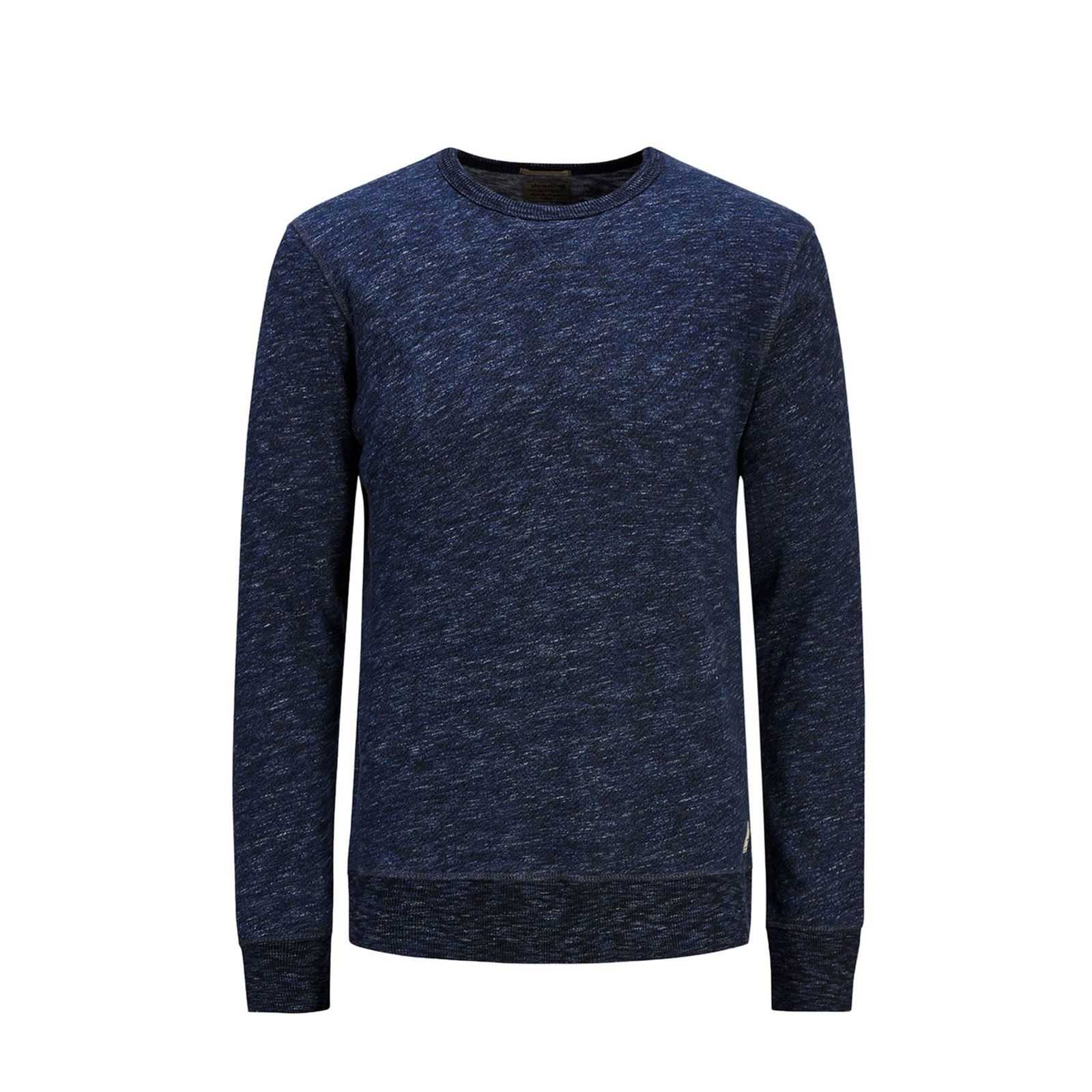 V Jones 12127405blueSweat Homme Bleu Jackamp; shirt Yfg7by6