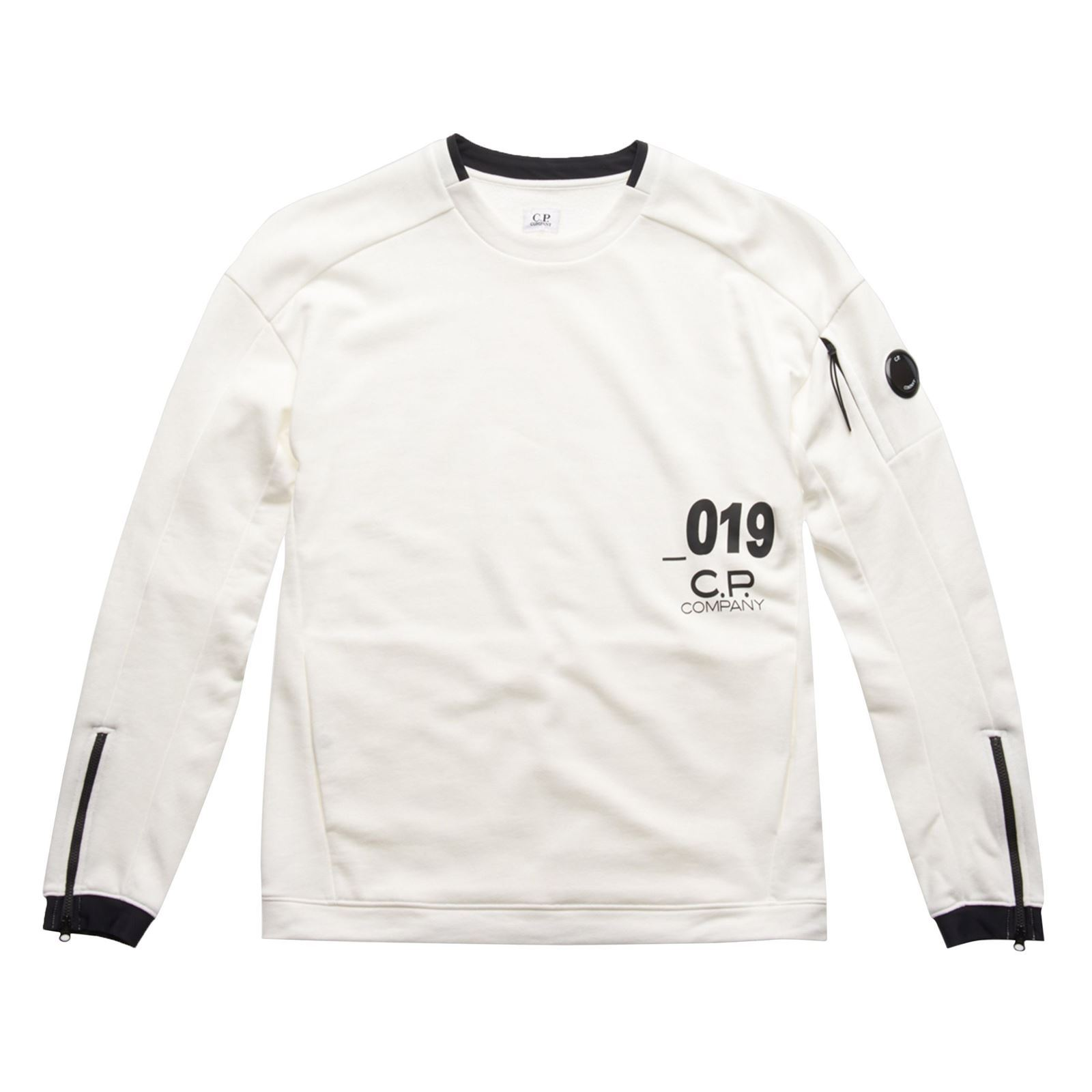 Sweat Homme Cp V shirtBlanc Company HIDE92