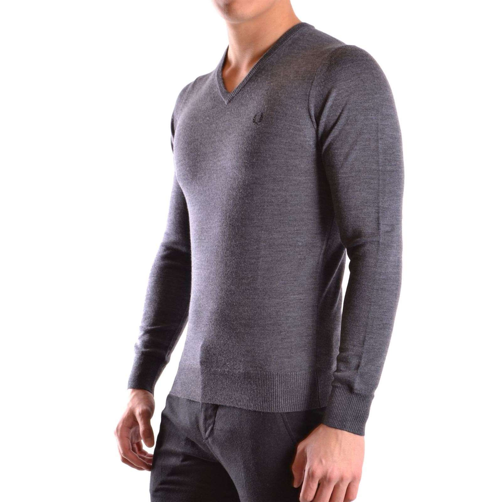 PullGris Fred V Homme Perry sQdxtrhC