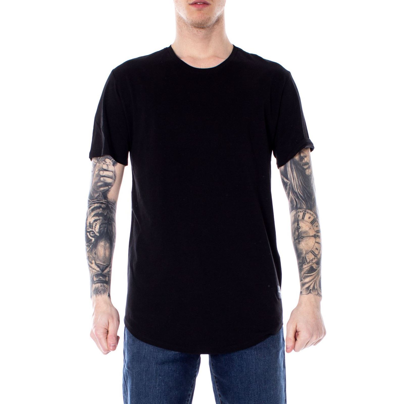 CourtesNoir Homme T Manches V Sons shirt Onlyamp; 8kn0wXONP