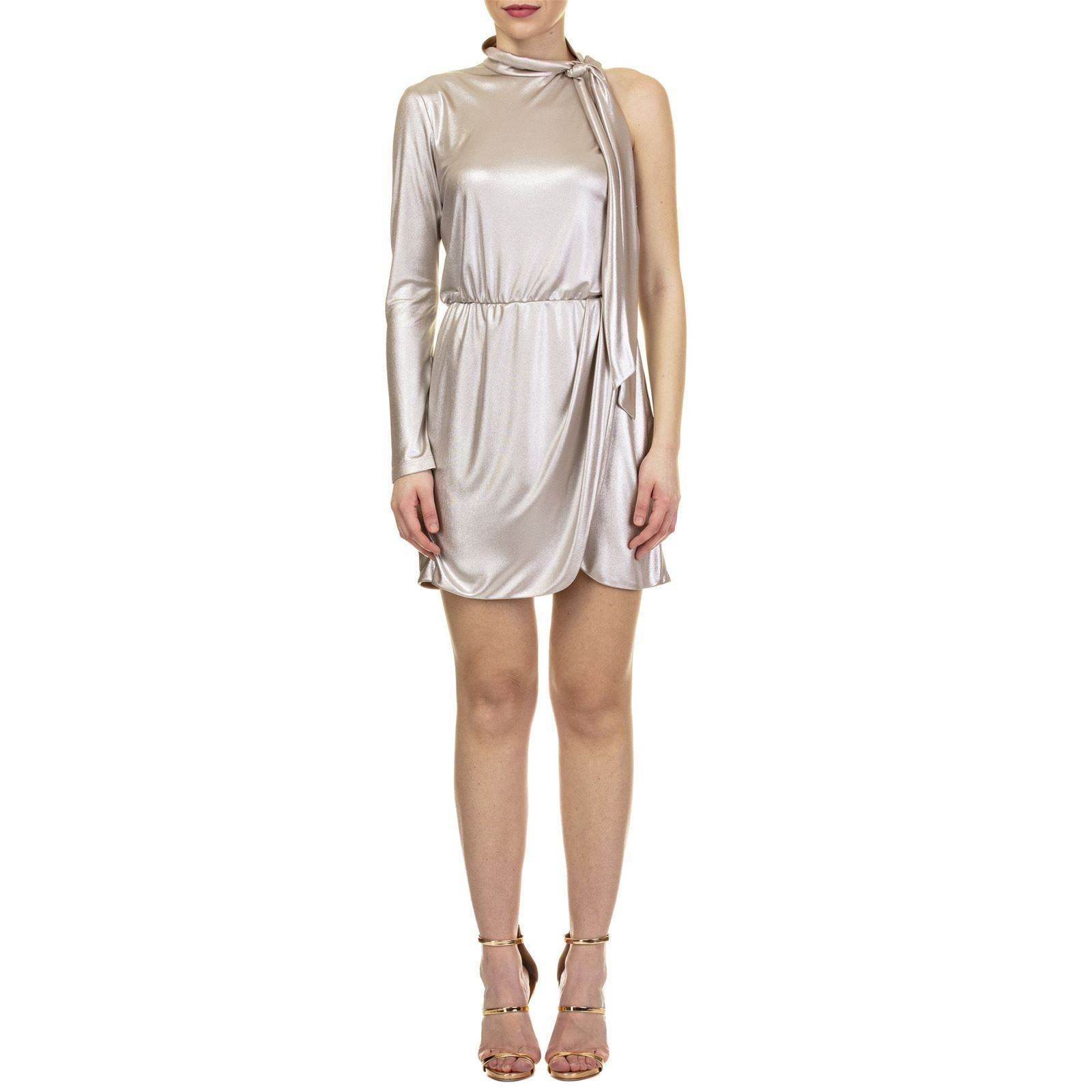 Versace DroiteArgent V Femme Collection Robe E2IYWDH9