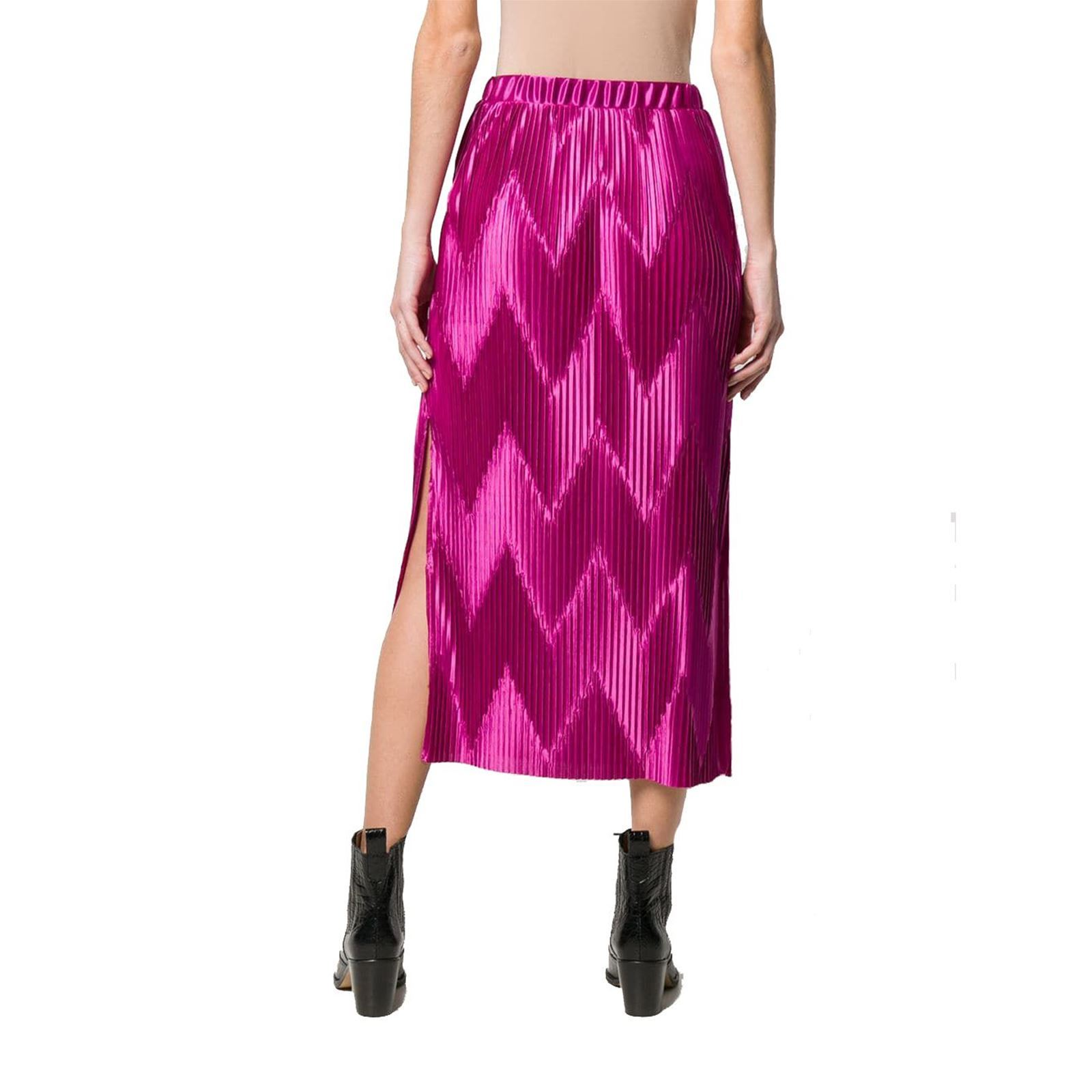 Femme Givenchy V Givenchy DroiteFuchsia Jupe Jupe V Femme DroiteFuchsia sdQxCthr